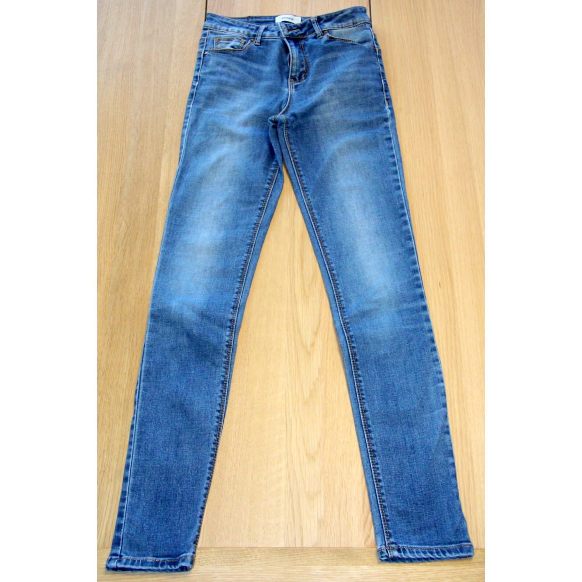 4d1e8bb8d8bc Jeans slim PIMKIE W25 (T 34) bleu - 8331284