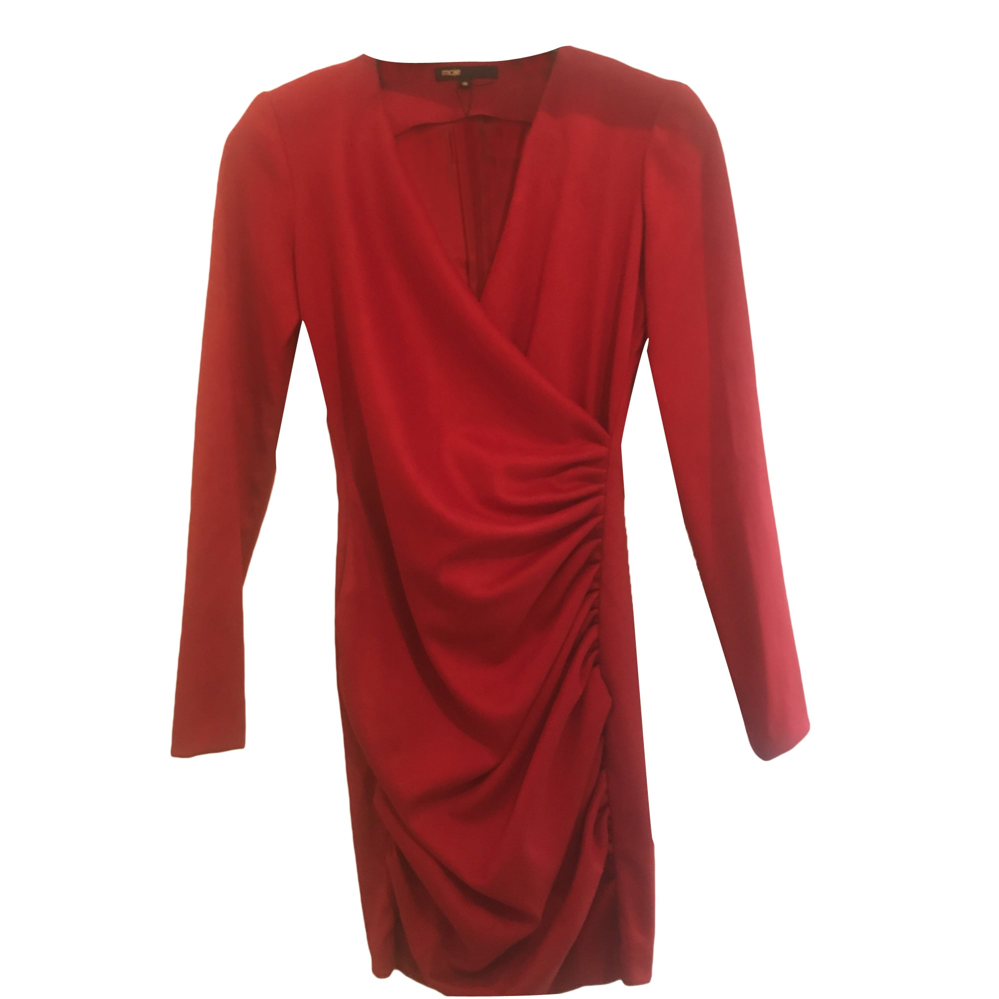 Robe rouge maje