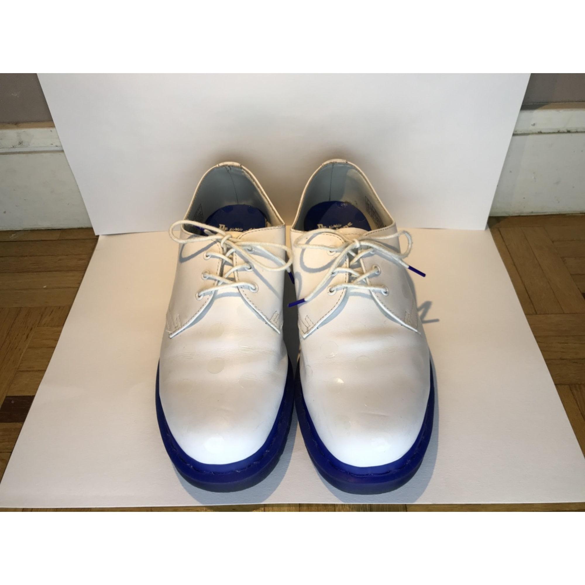 Chaussures à lacets DR MARTENS X COLETTE Blanc, blanc cassé, écru 66b3c7b0a7a