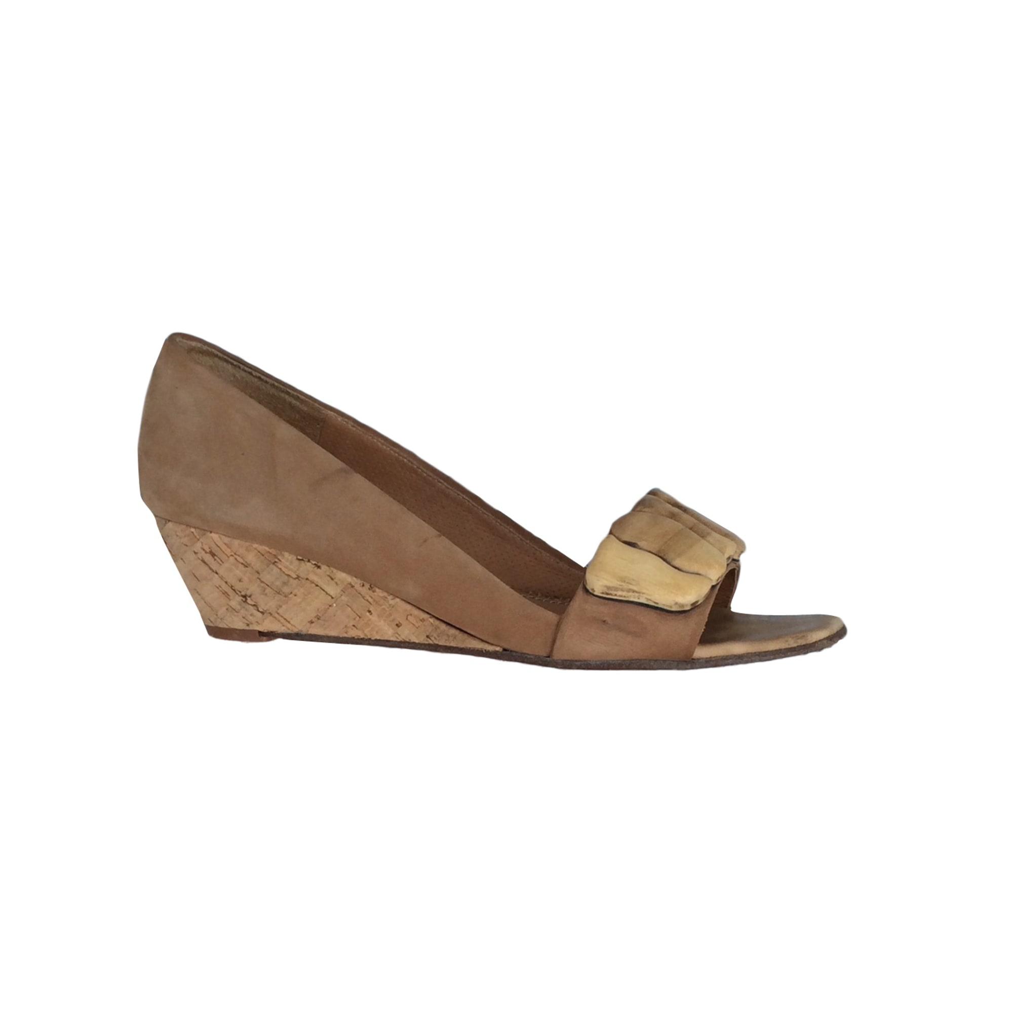 chaussures de séparation c9714 c934d Escarpins compensés MALOLES