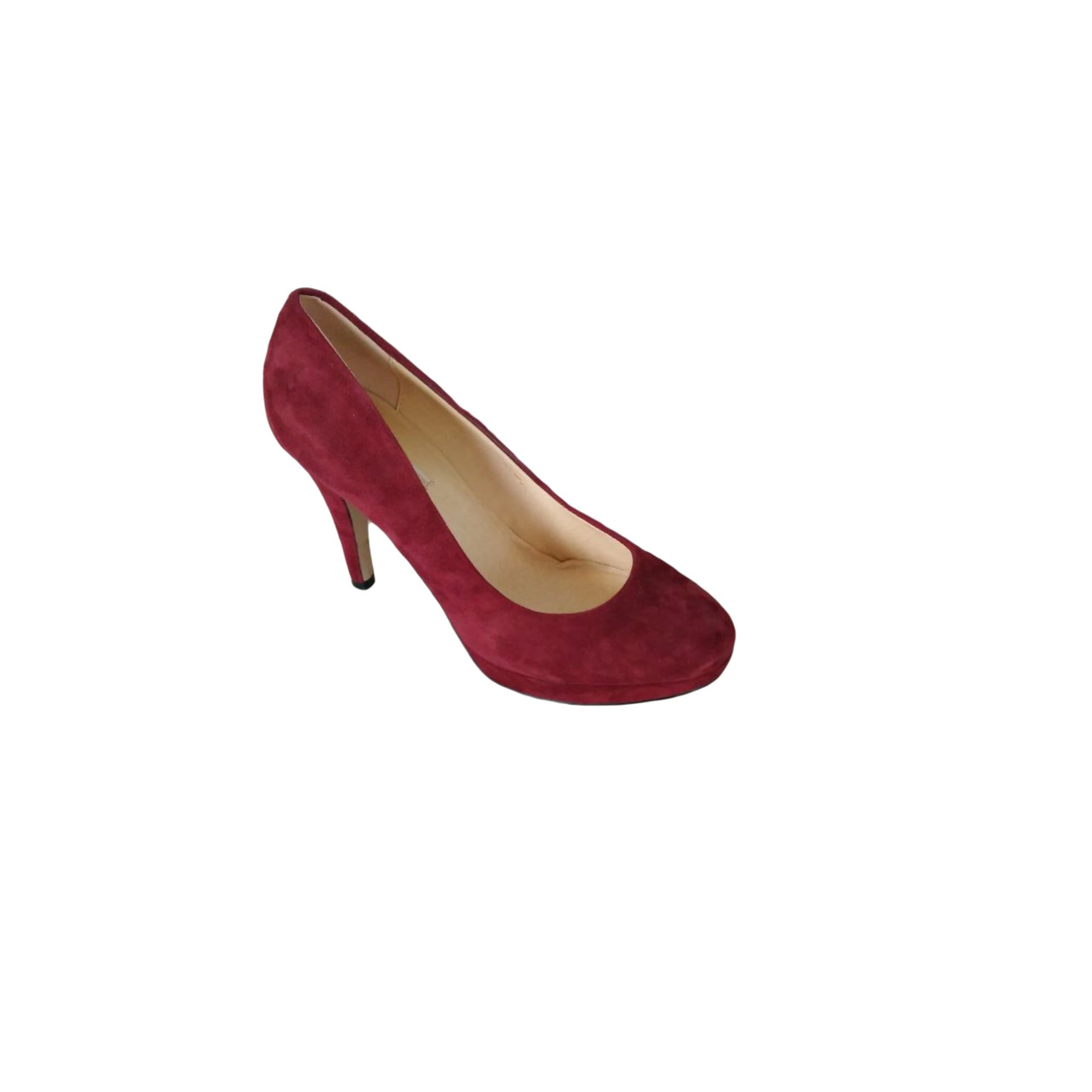 Pumps, Heels BUFFALO Red, burgundy