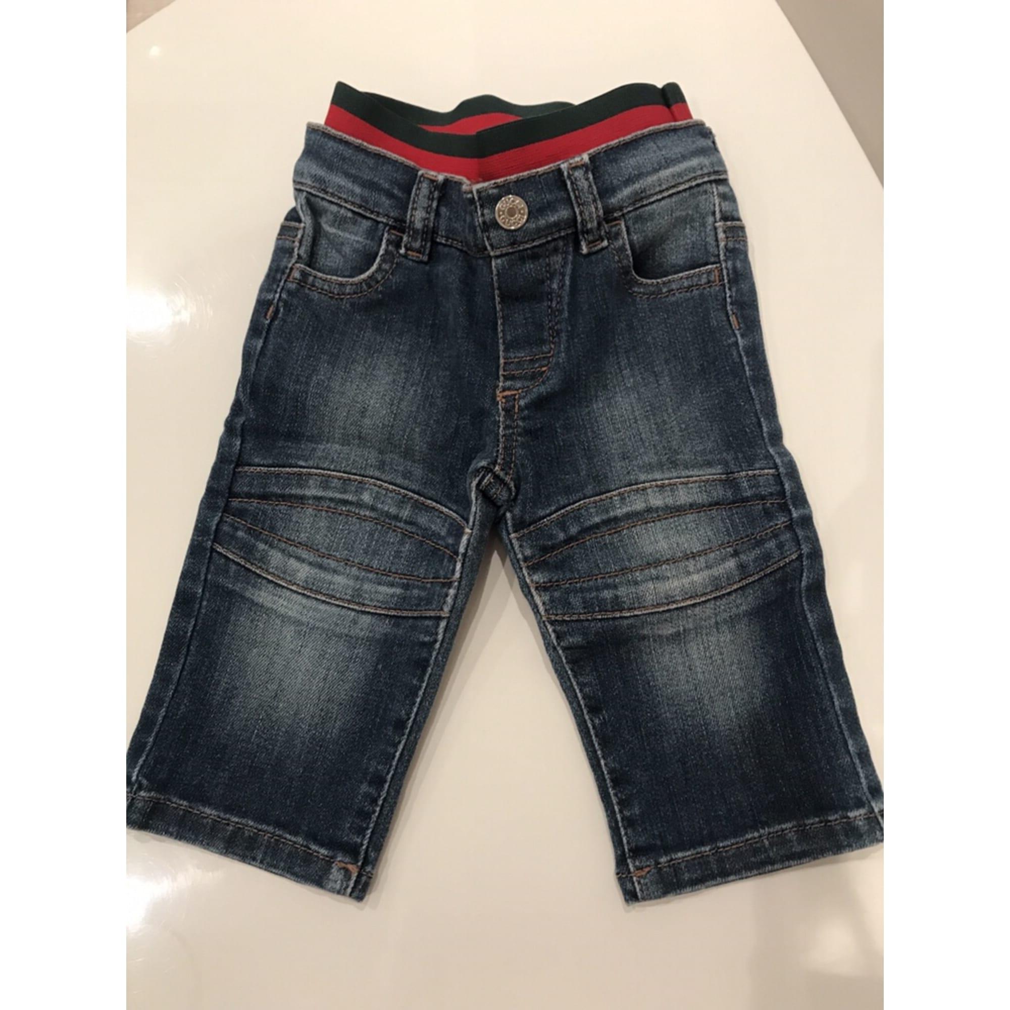 Jeans GUCCI Blau, marineblau, türkisblau