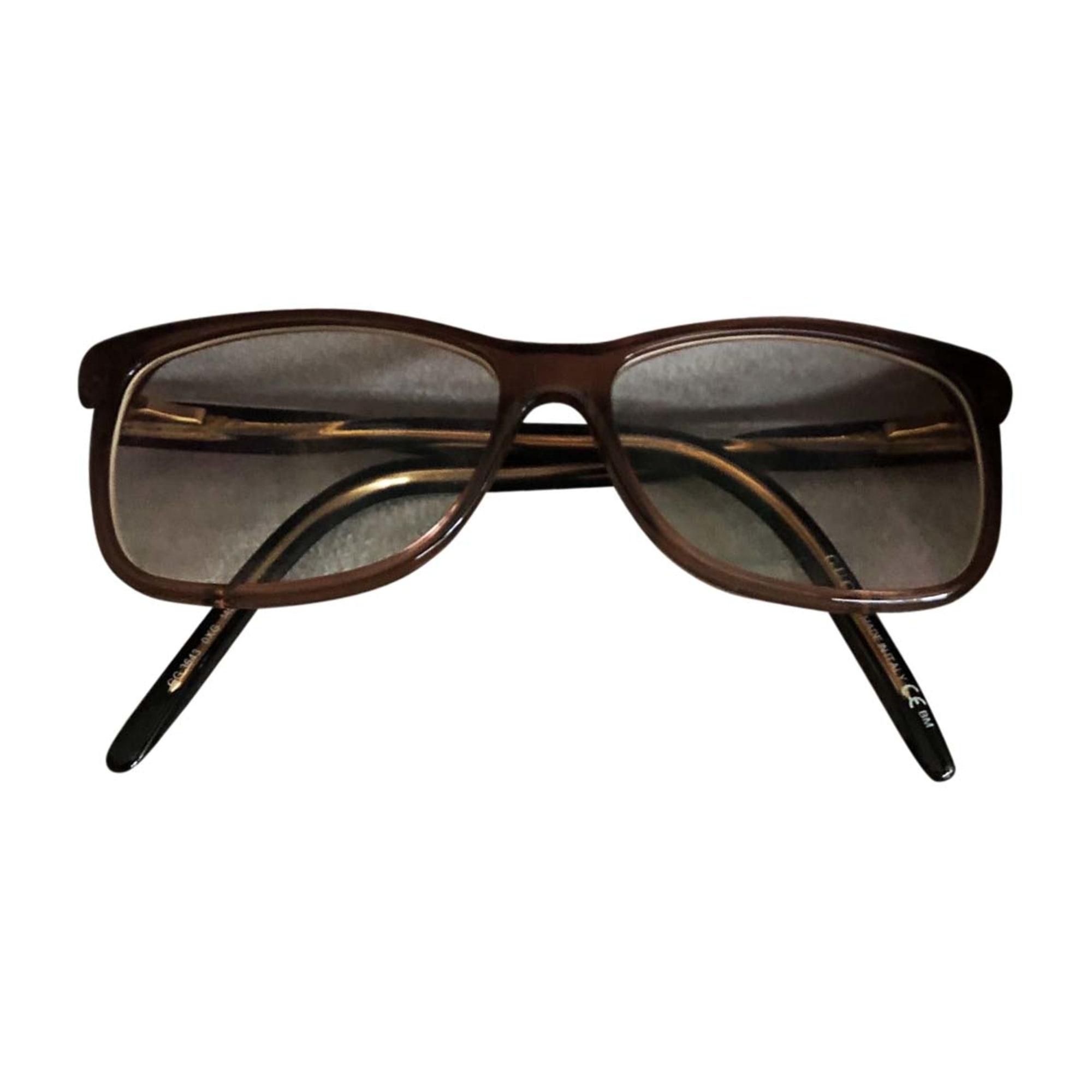 4382829000a7c2 Monture de lunettes GUCCI beige - 8360935