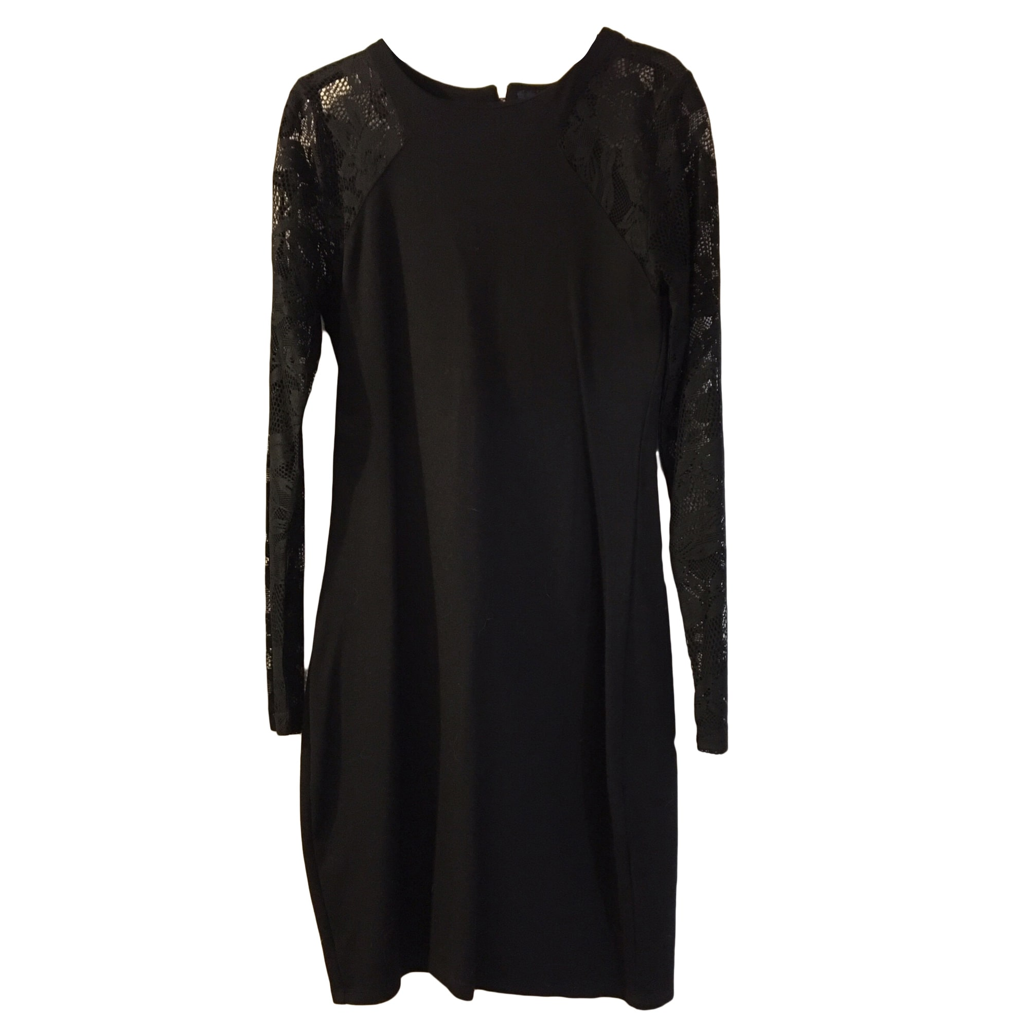 French Connection Robe Robe Connection Courte Noir French Courte Y76fgbyv