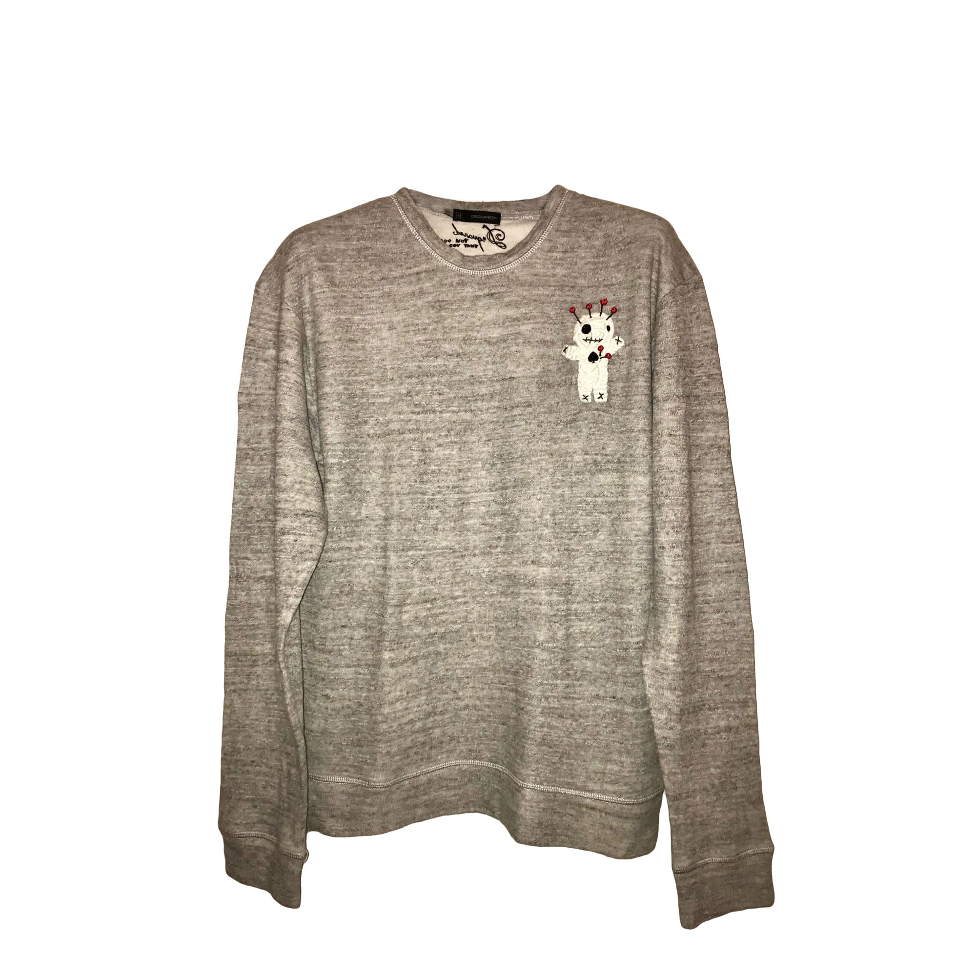 Sweater DSQUARED2 Gray, charcoal