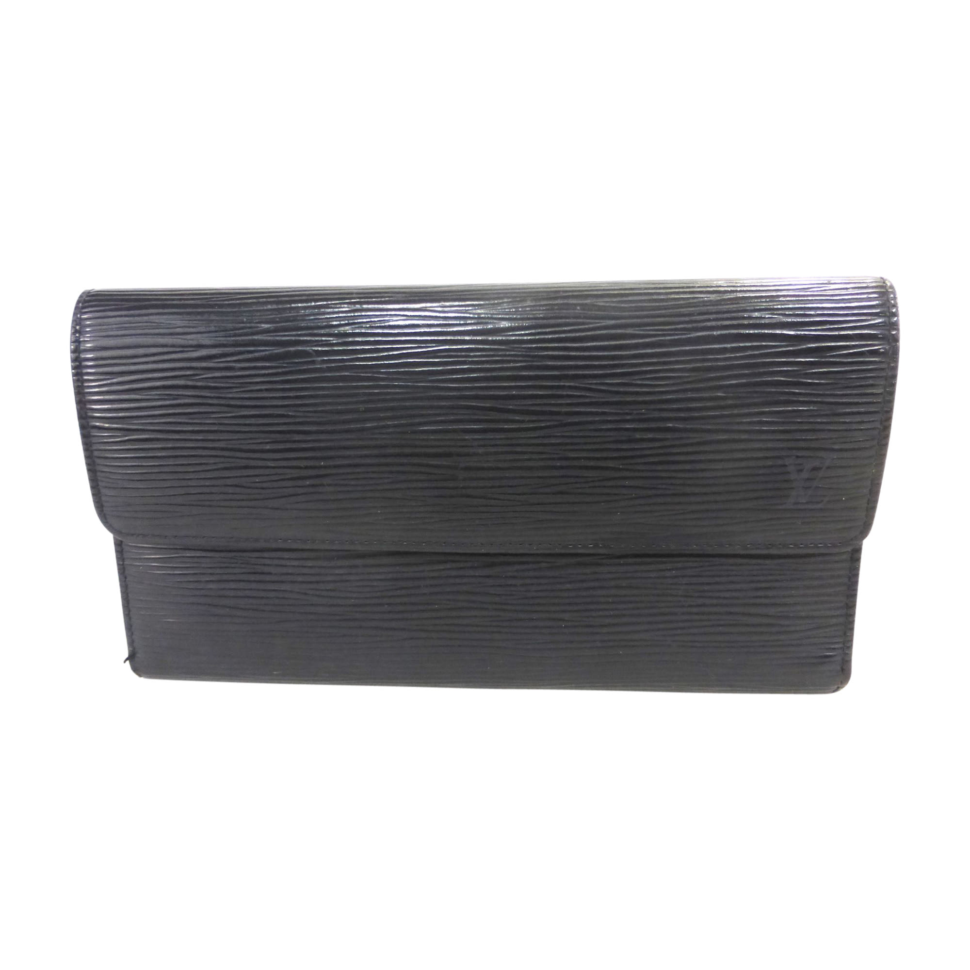Portefeuille LOUIS VUITTON noir vendu par Bibag - 8368924 29b7a56a84c