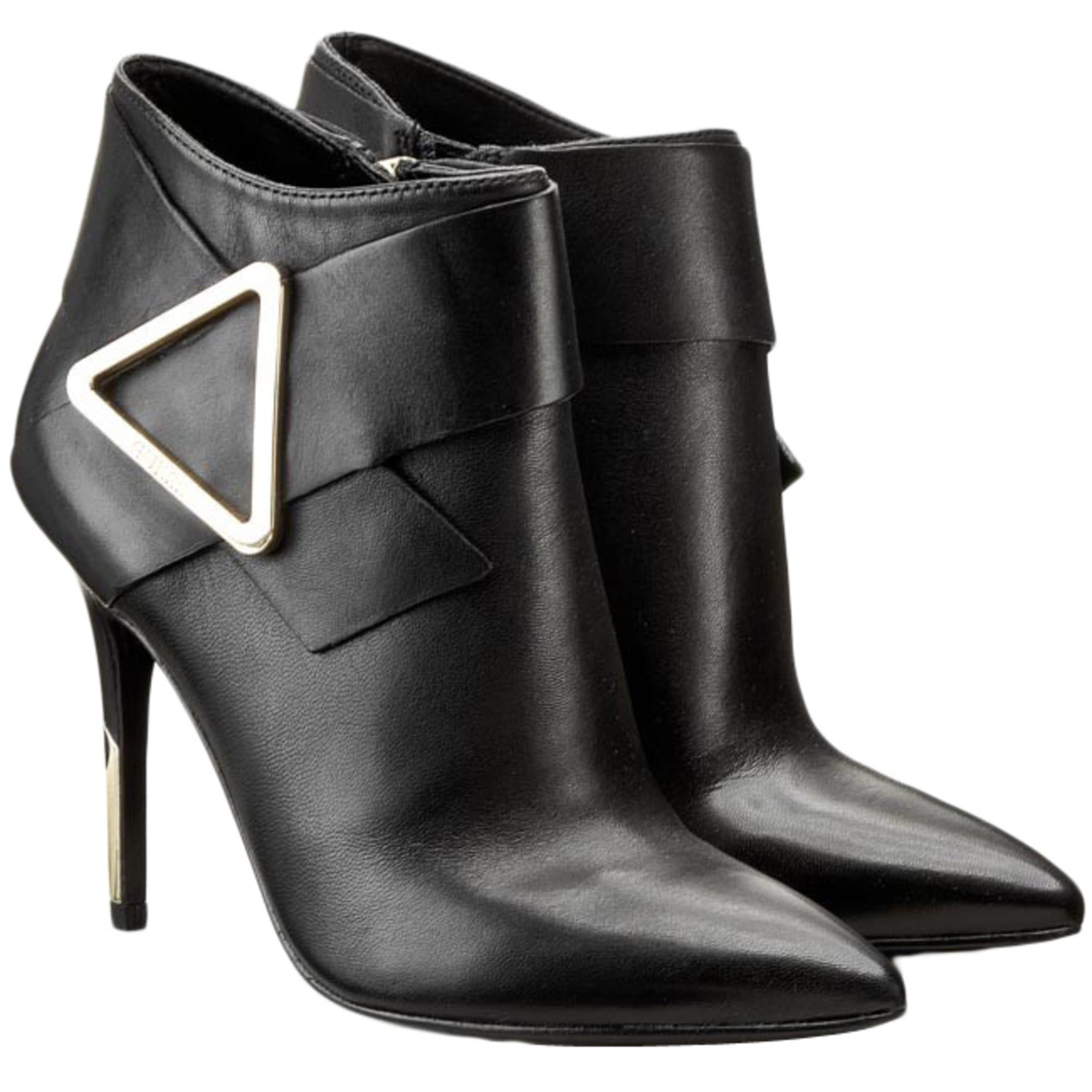 1e288e592d Bottines & low boots à talons GUESS 35 noir - 8370880