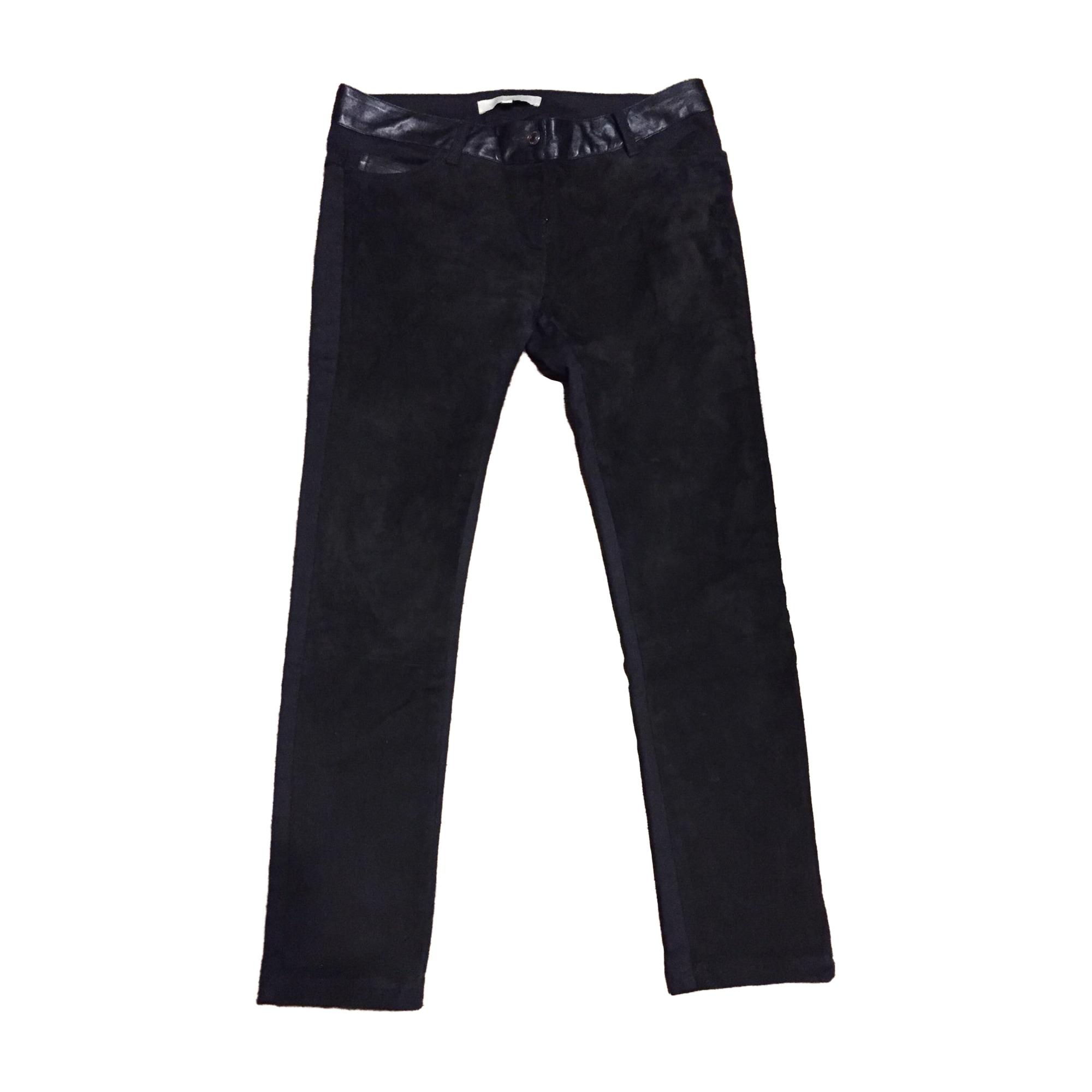Pantalon droit VANESSA BRUNO Marron