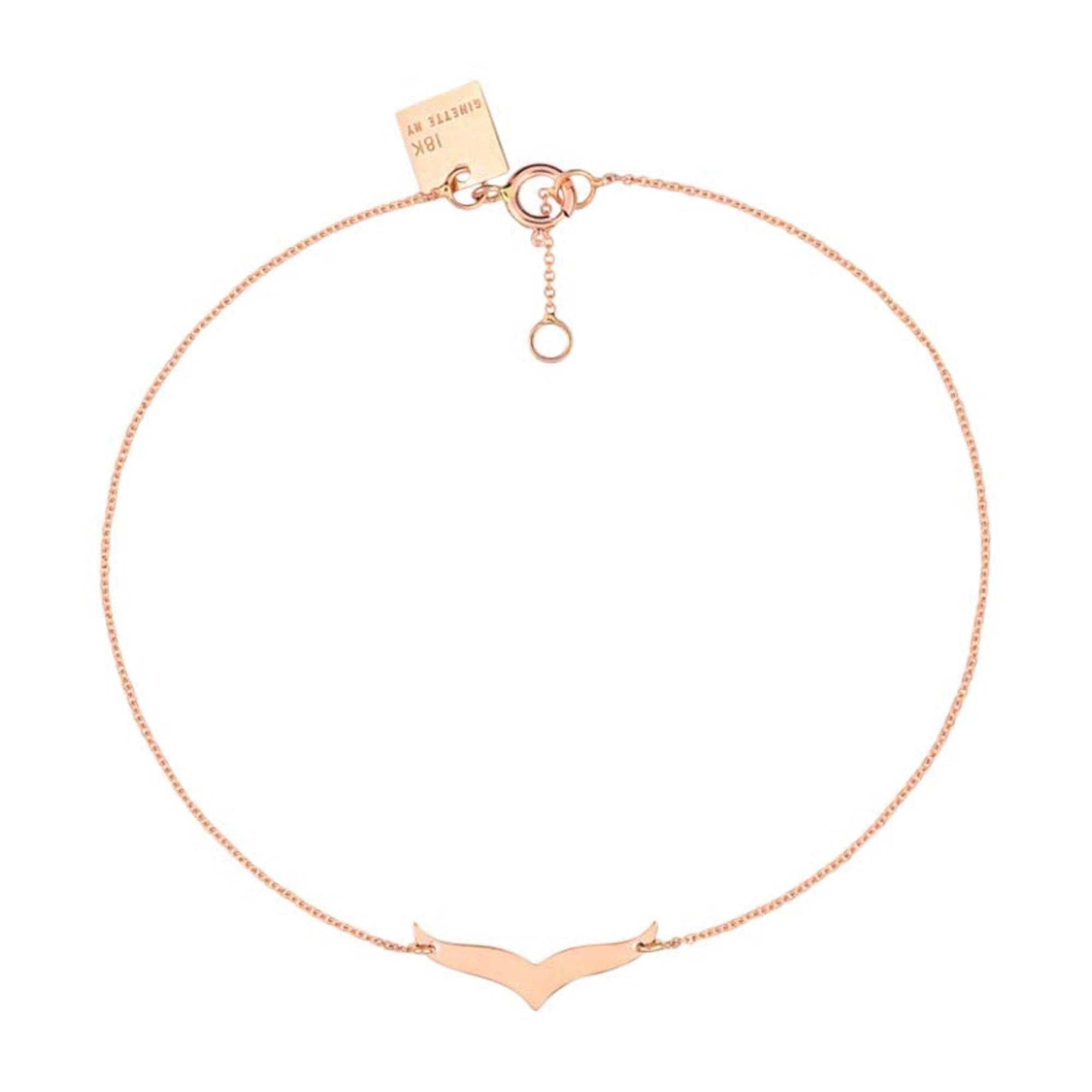 Bracelet GINETTE NY Or rose