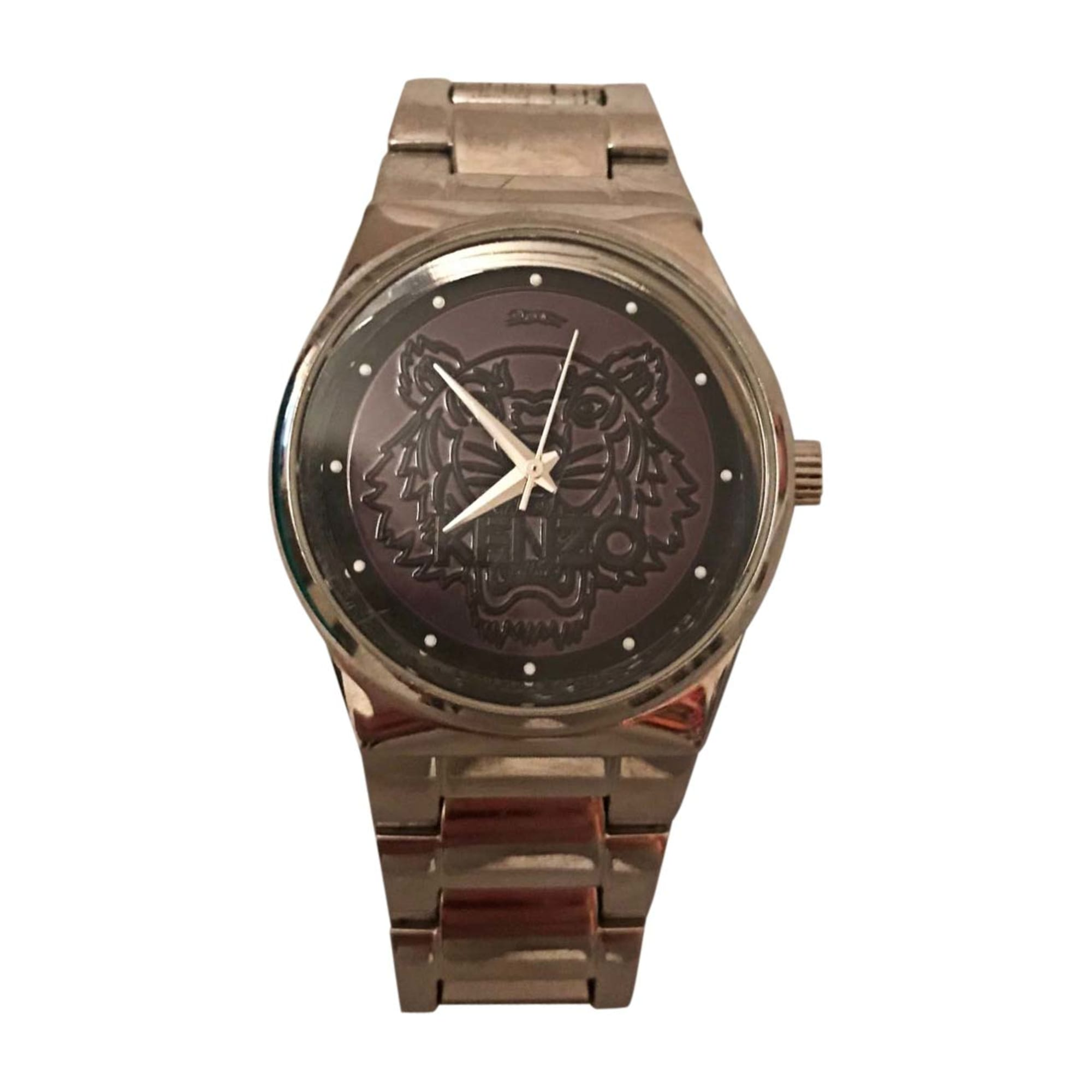 Armbanduhr KENZO Silberfarben, stahlfarben