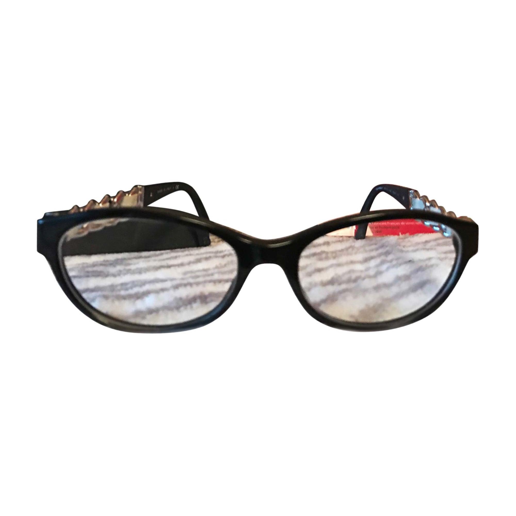 Monture de lunettes CHANEL noir - 8383504 786477fe1b0f