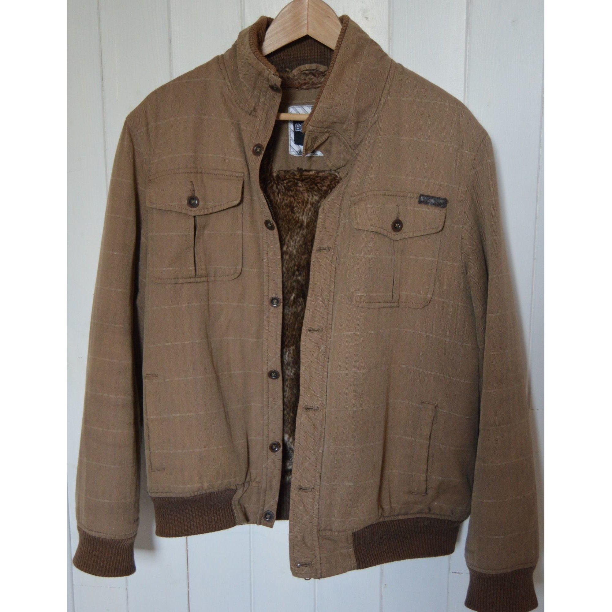 Manteau BILLABONG Marron