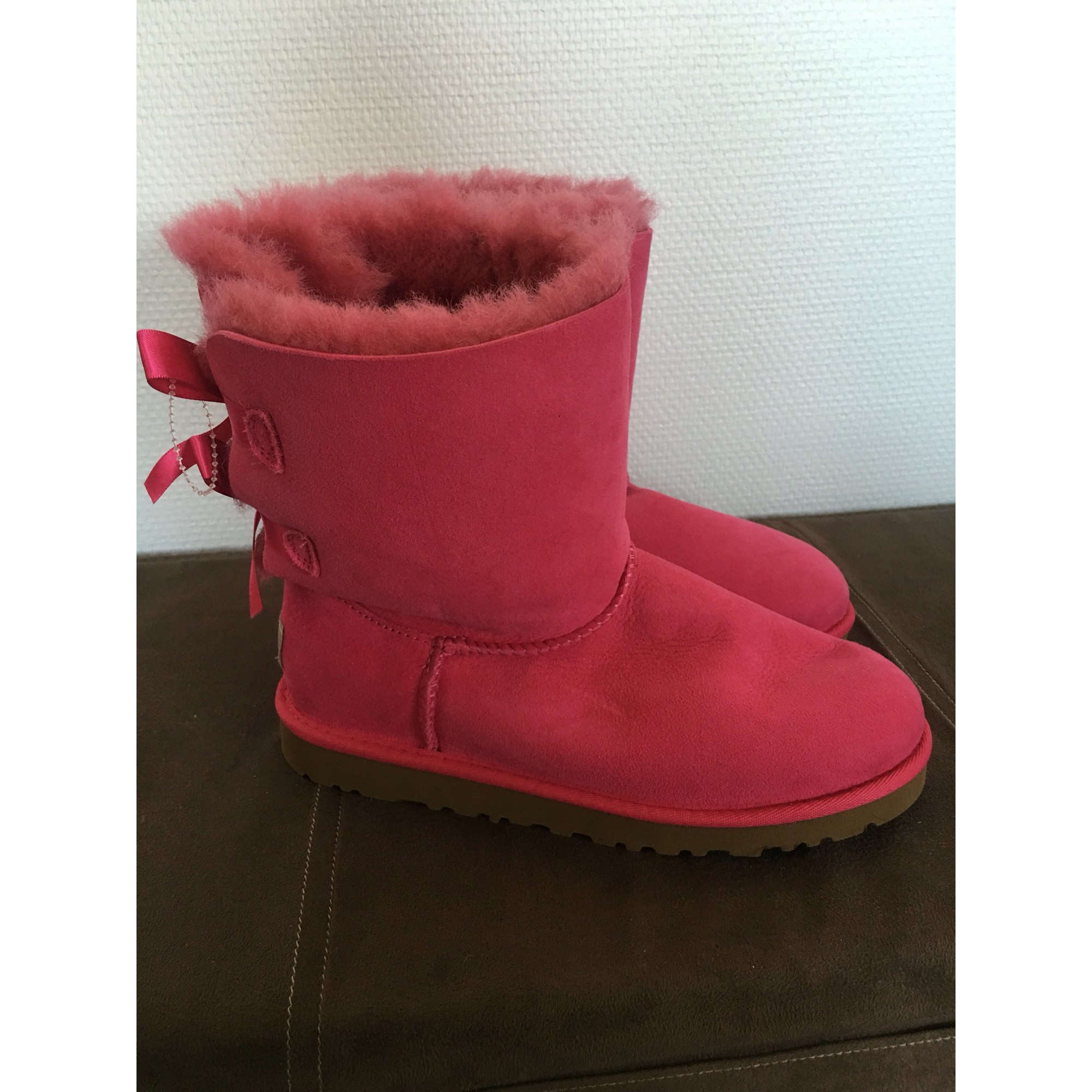 botte ugg rose fushia