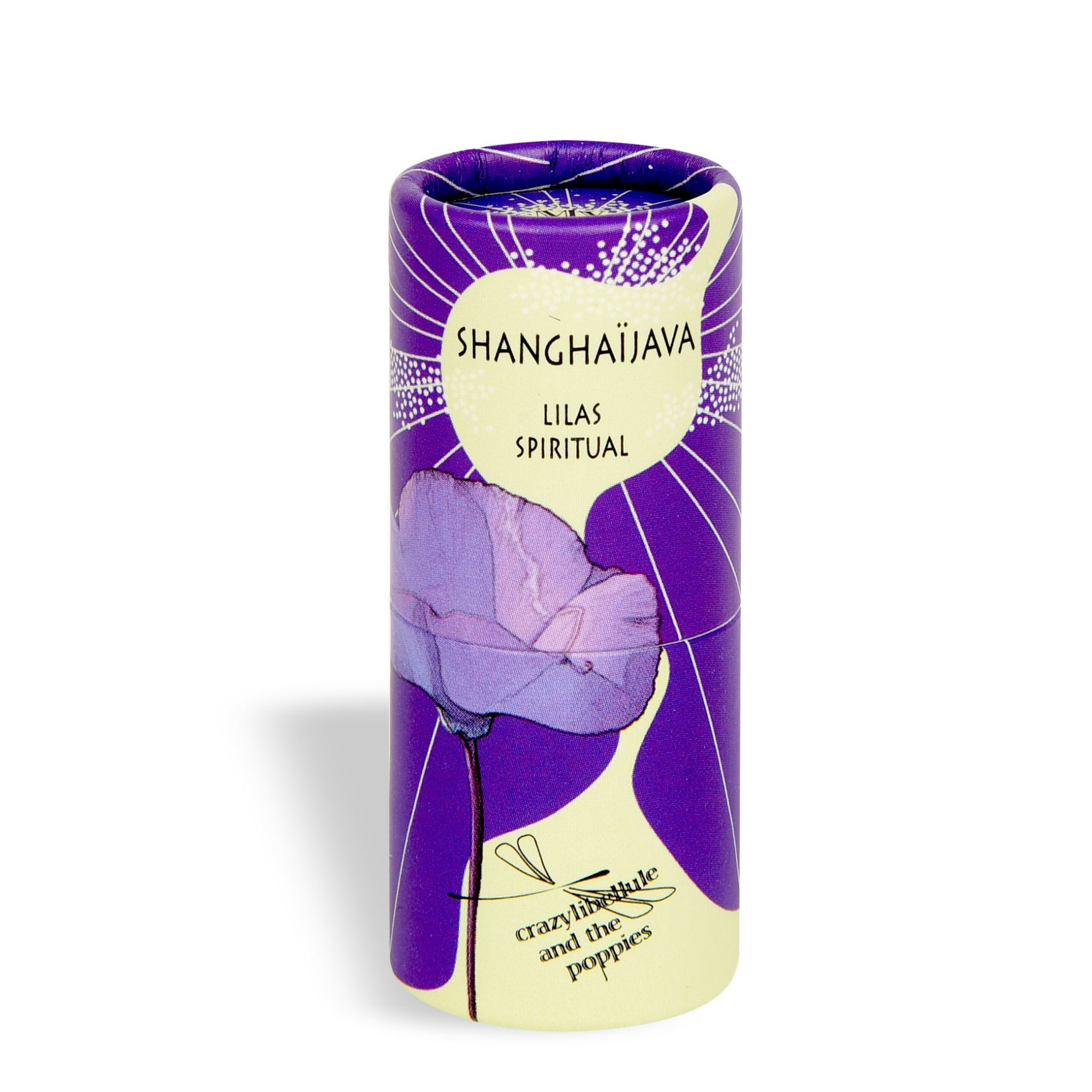 Miniature parfum CRAZYLIBELLULE AND THE POPPIES