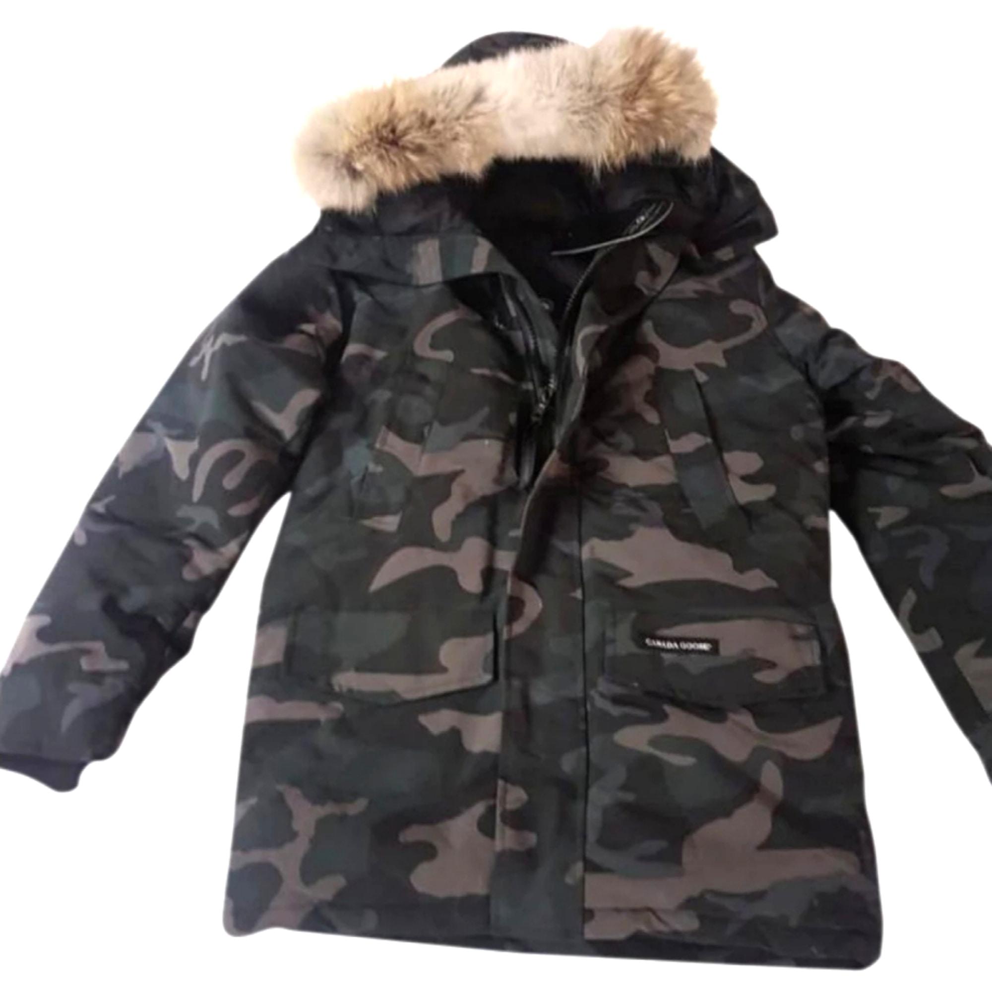 Doudoune CANADA GOOSE camouflage