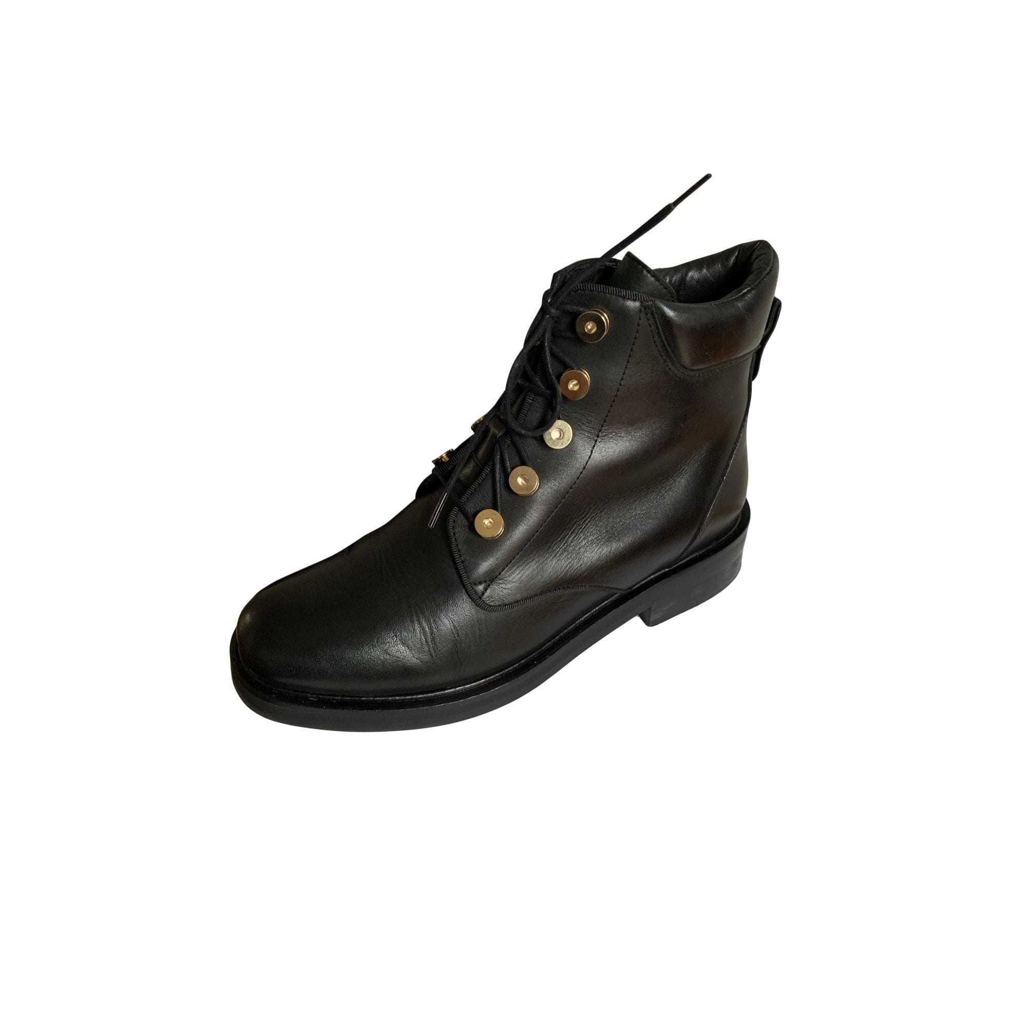 baskets pour pas cher 26b75 c27ea Bottines & low boots plates