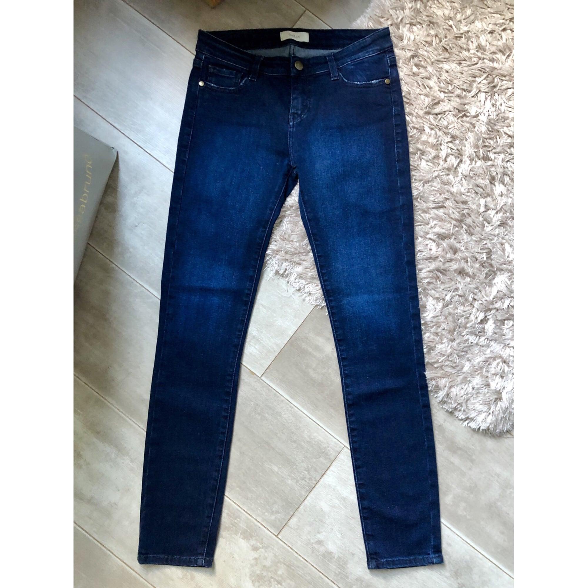 Jeans slim BA&SH Brut