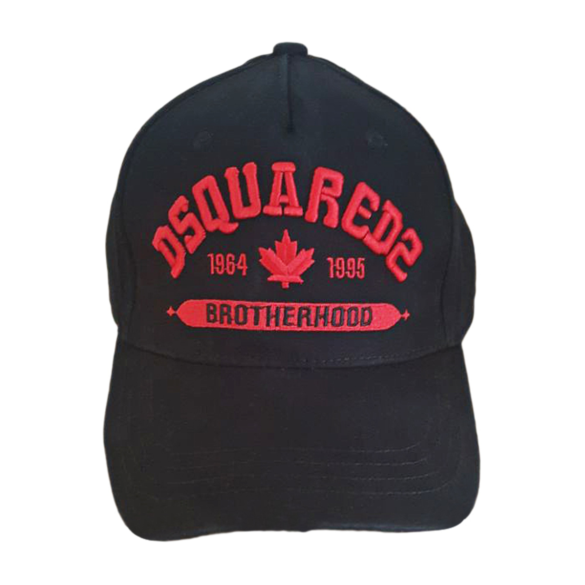 Cap DSQUARED Black