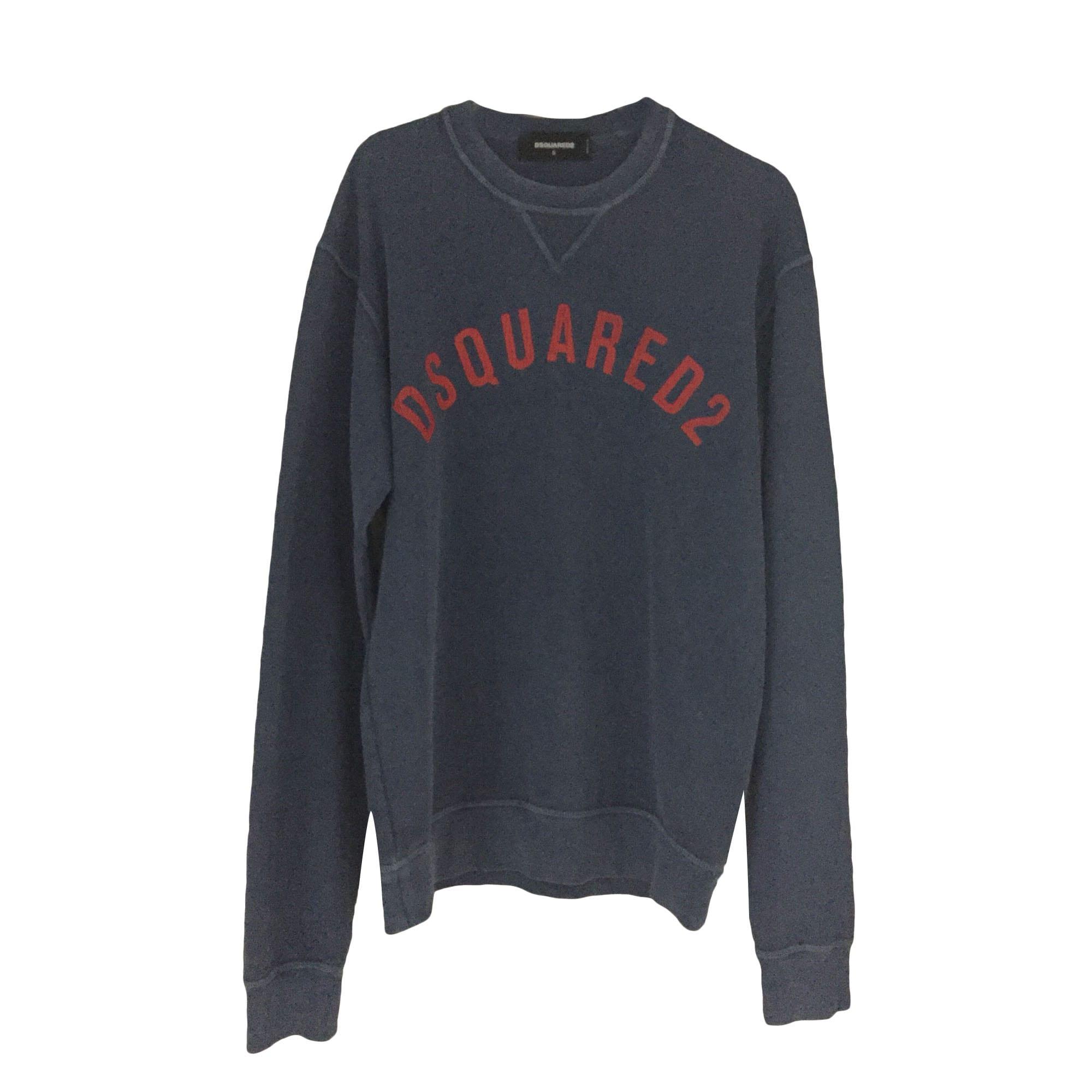 Sweatshirt DSQUARED2 Blue, navy, turquoise