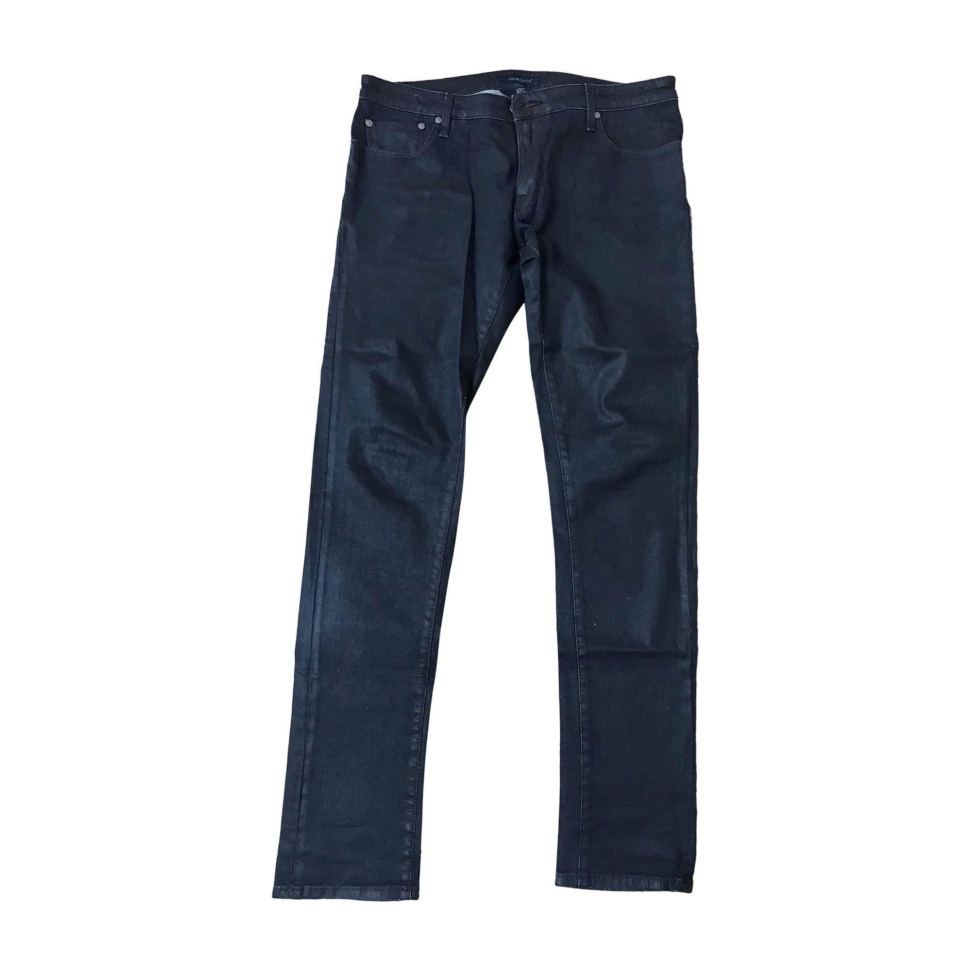 Straight Leg Jeans JACOB COHEN Brown