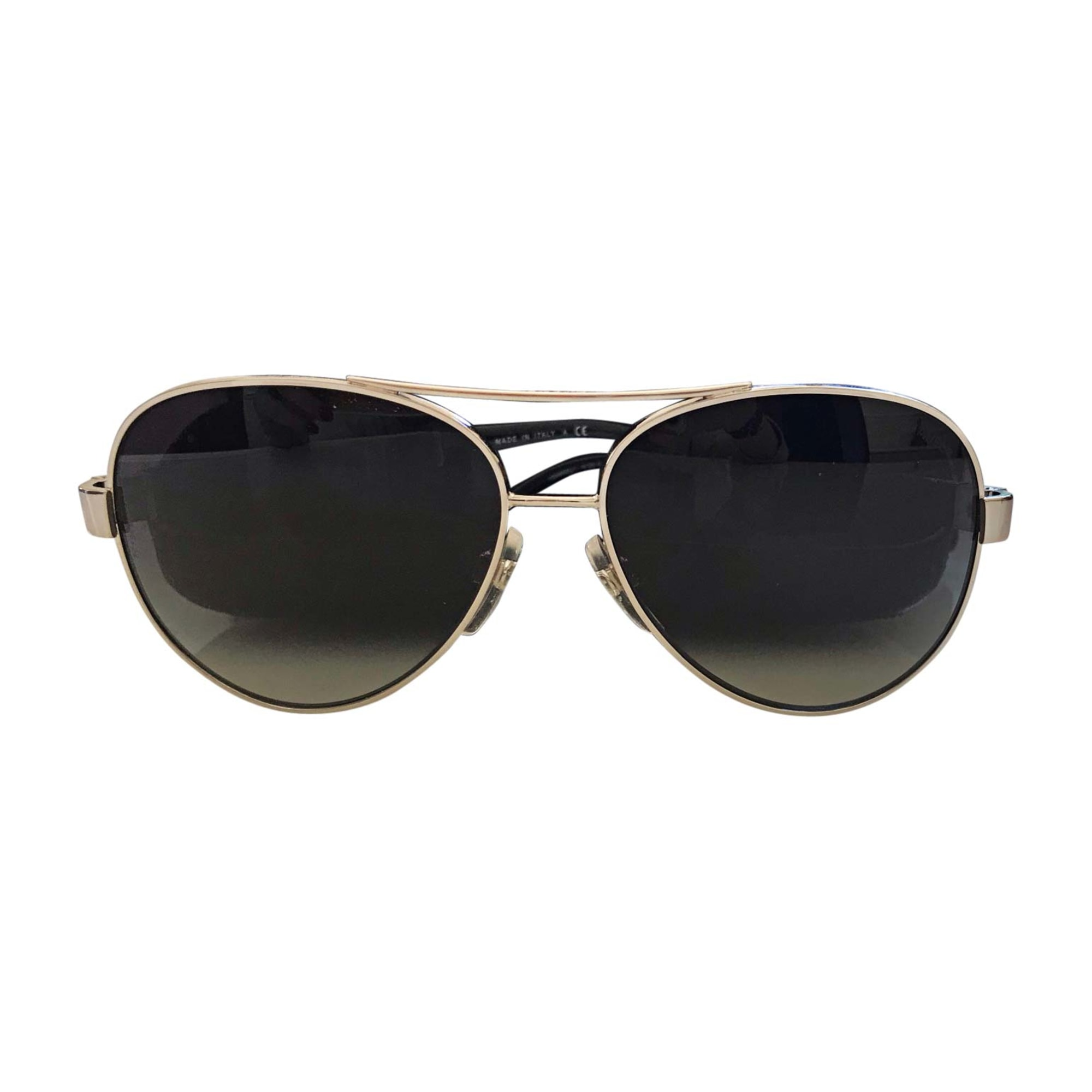 Sunglasses CHANEL Gray, charcoal