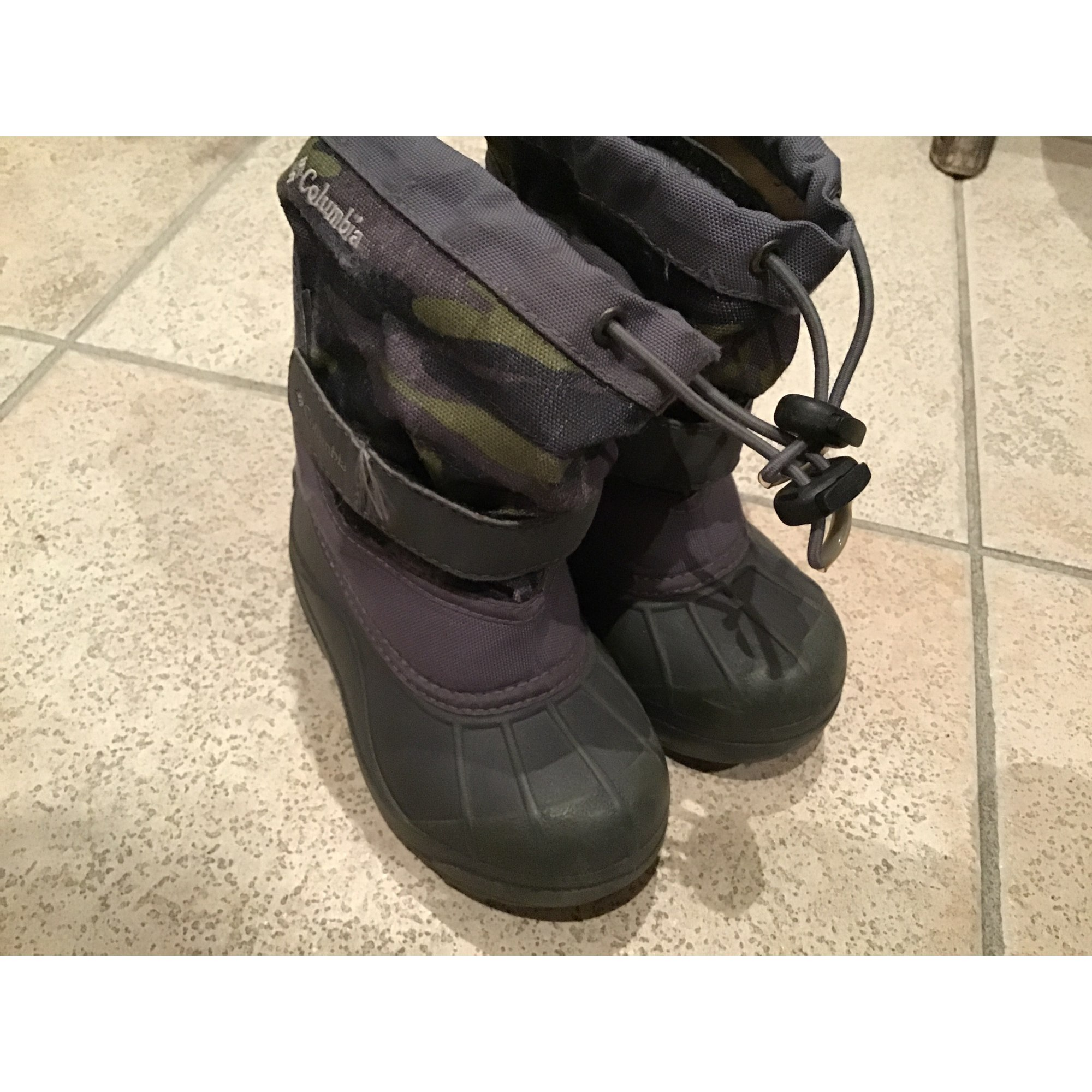 Chaussons & pantoufles  COLUMBIA Vert