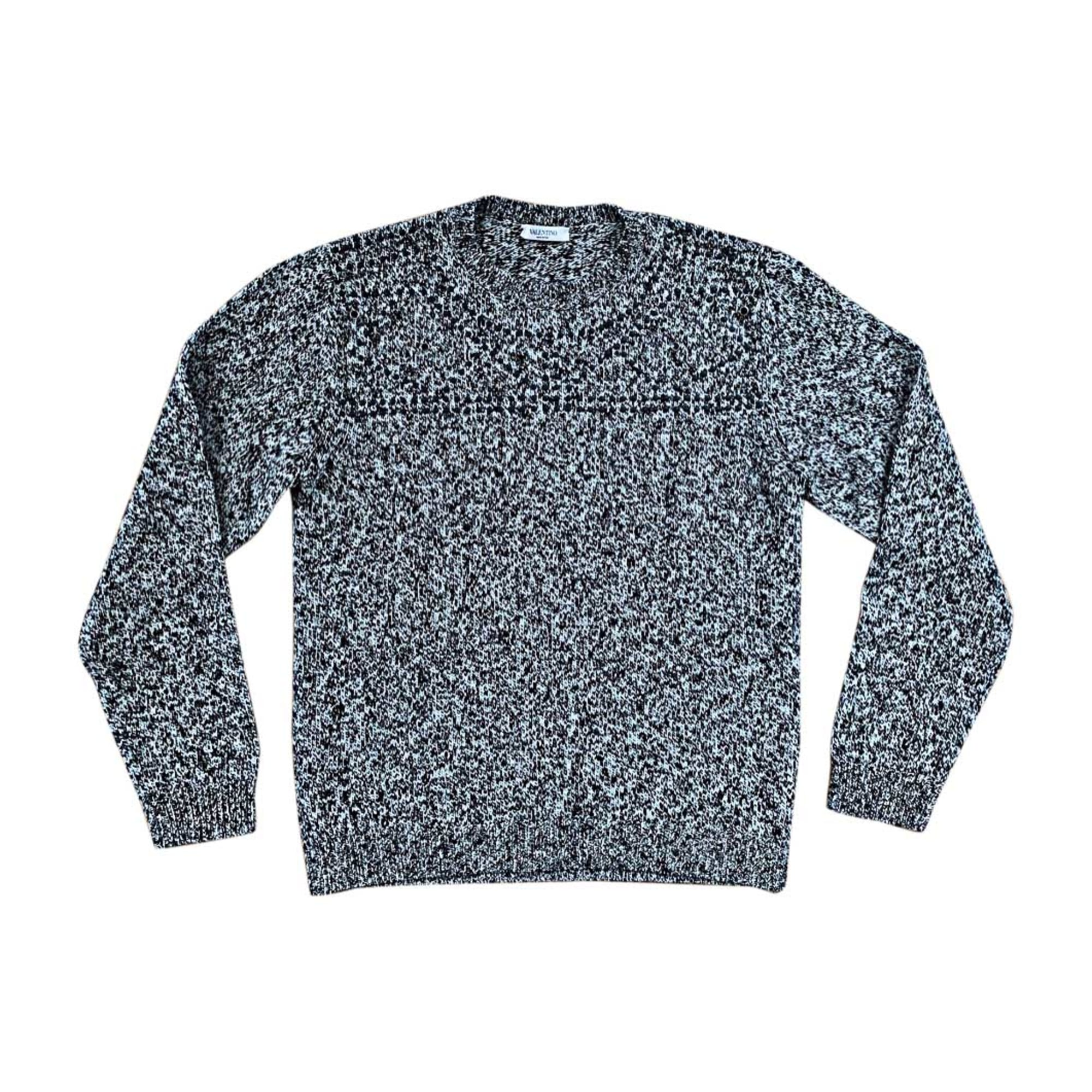 Sweater VALENTINO Gray, charcoal