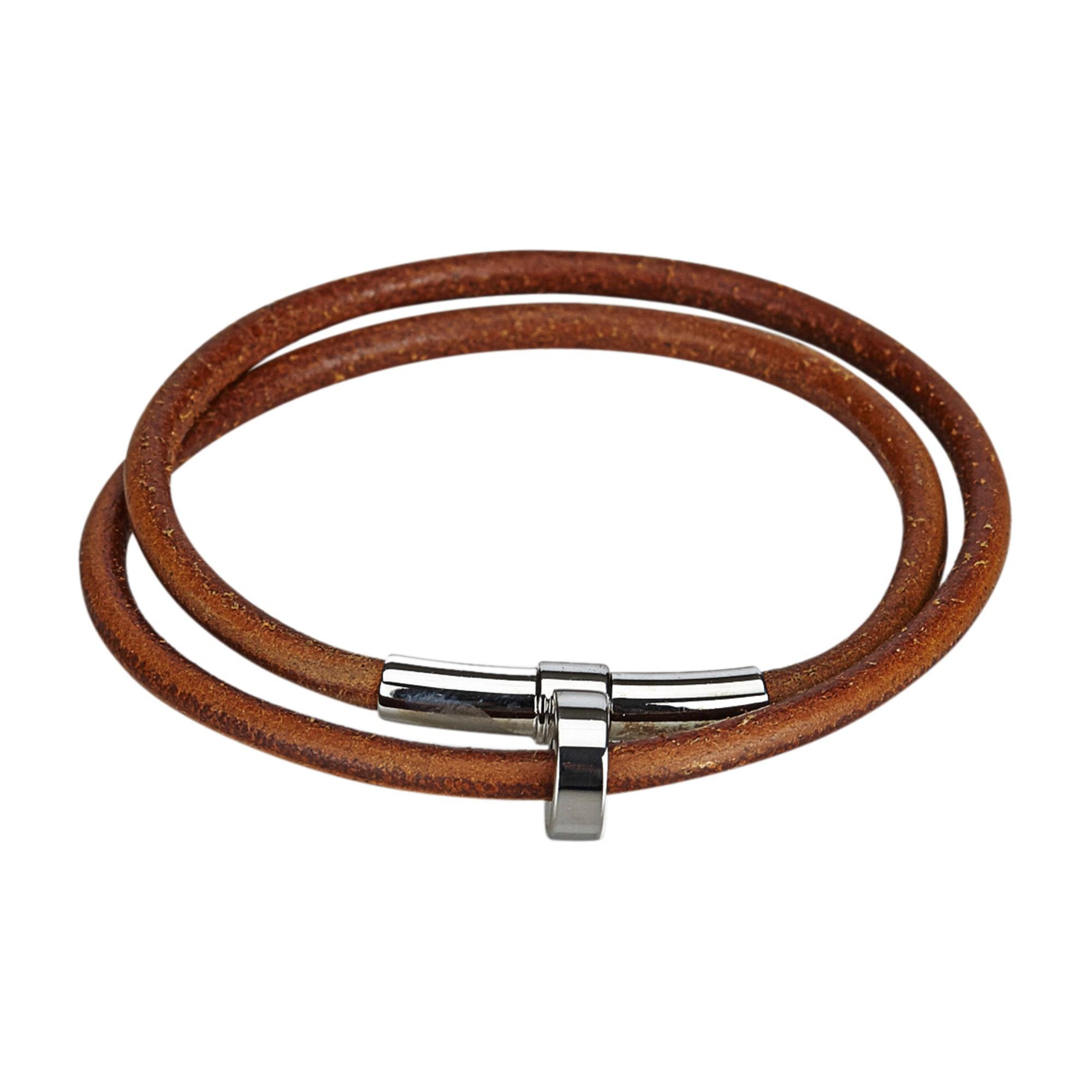 Bracelet HERMÈS Brown