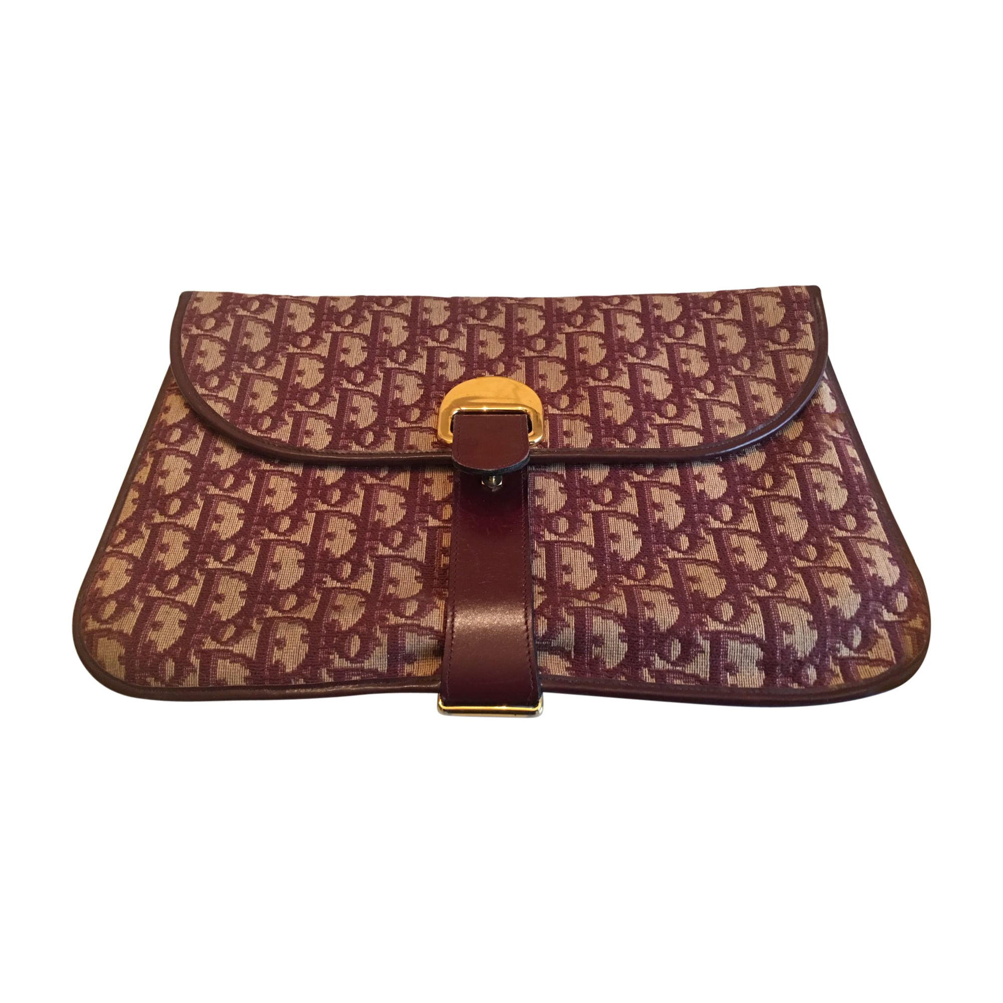 Clutch DIOR Brown