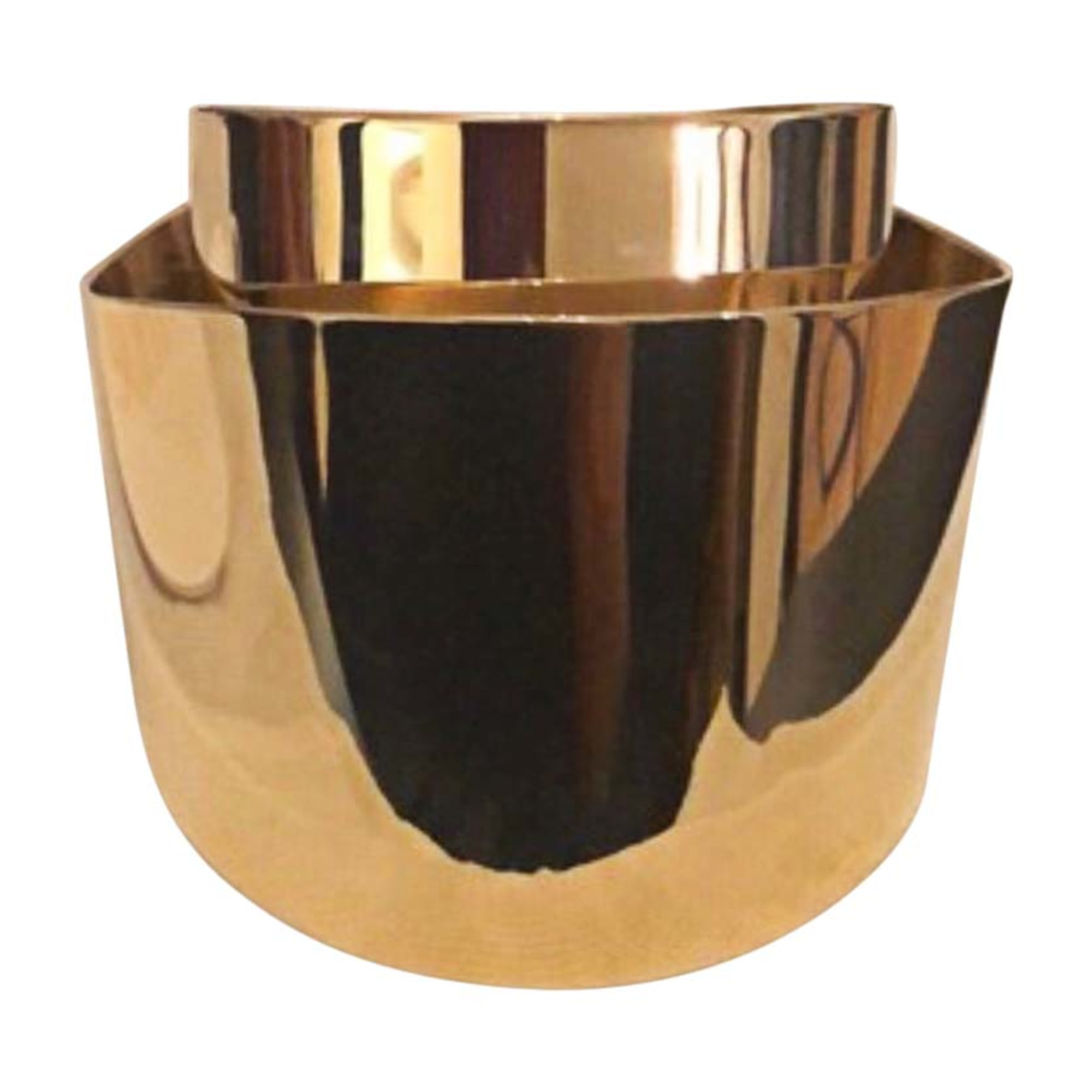 Bracelet CHLOÉ Golden, bronze, copper