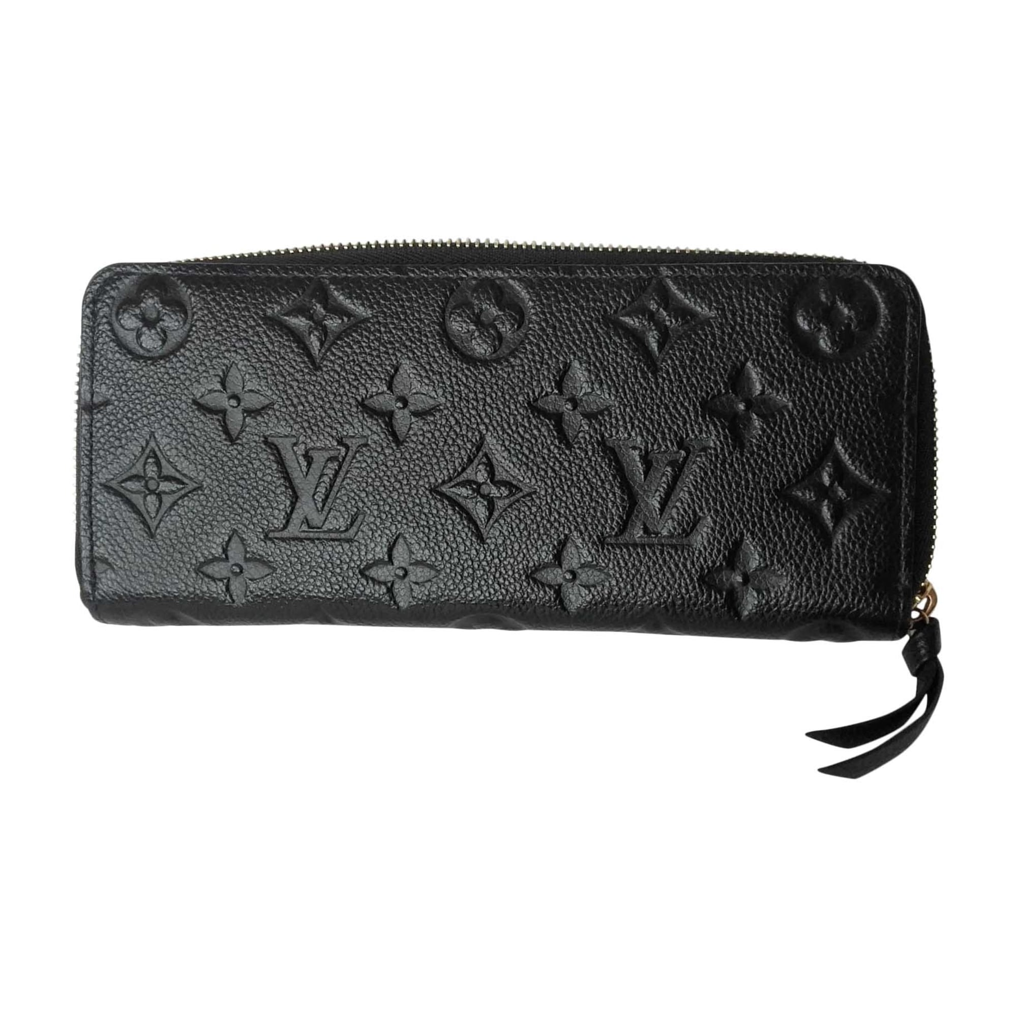 Wallet LOUIS VUITTON Black