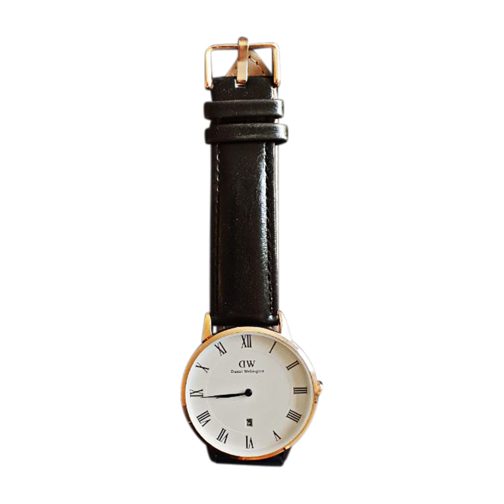 Wrist Watch DANIEL WELLINGTON Black