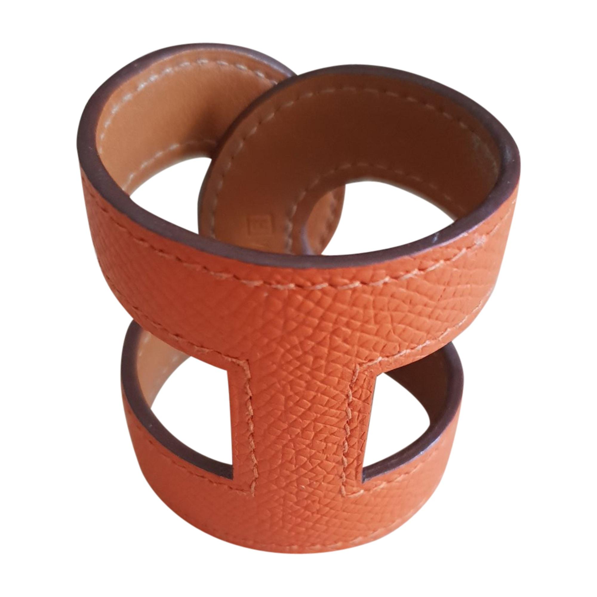 Bracelet HERMÈS Orange