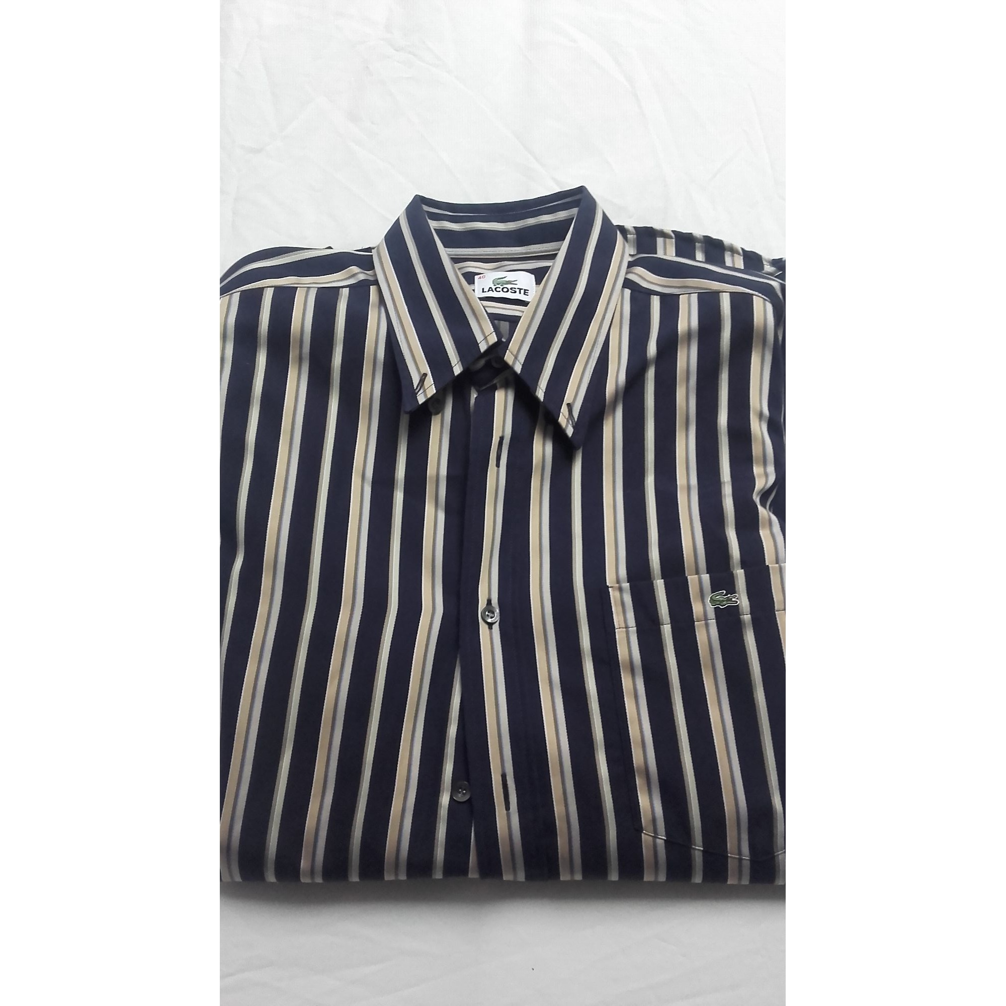 Veste Rayures Veste Chemise Lacoste Lacoste Chemise Rayures 8OP0knw