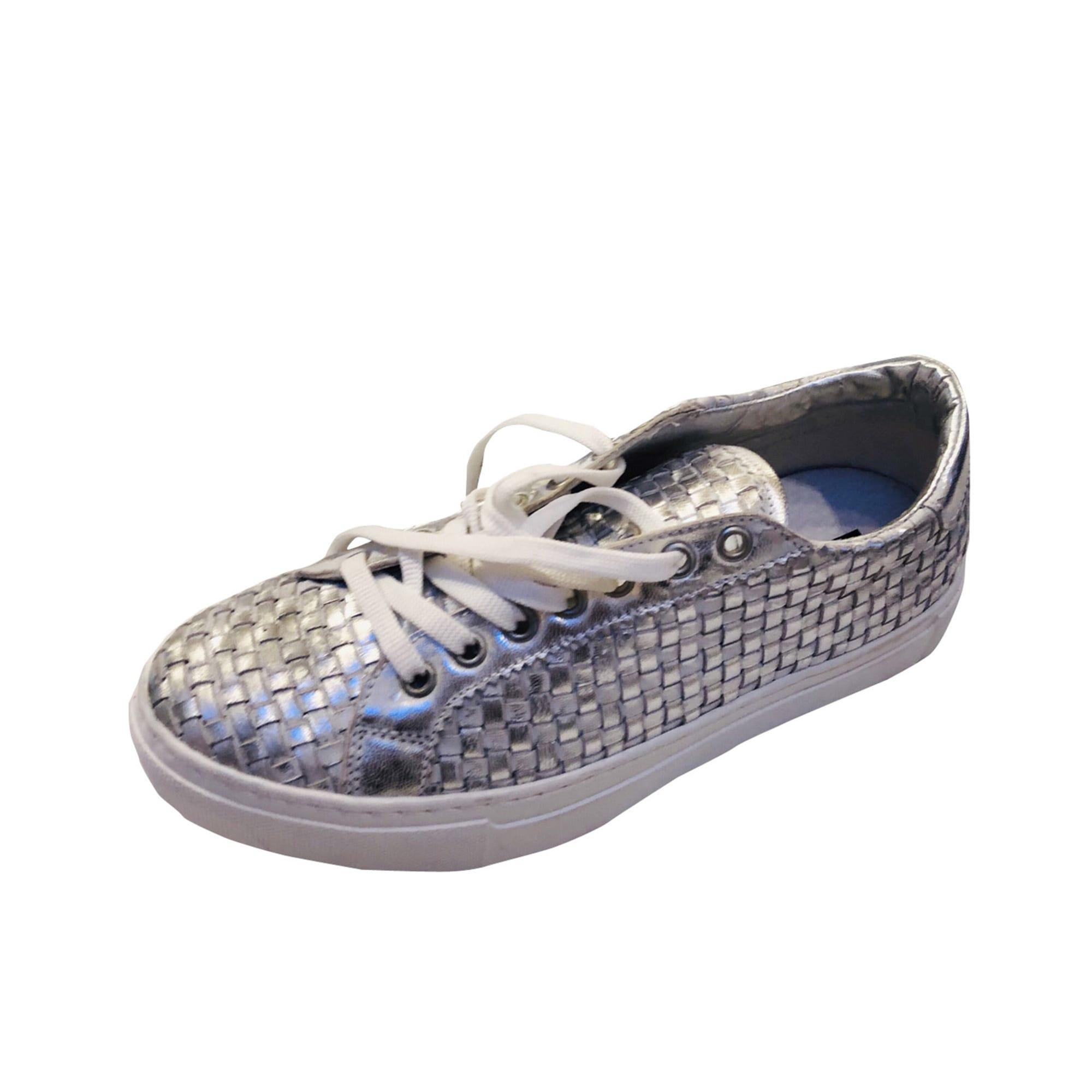 Sneakers BRONX Silver