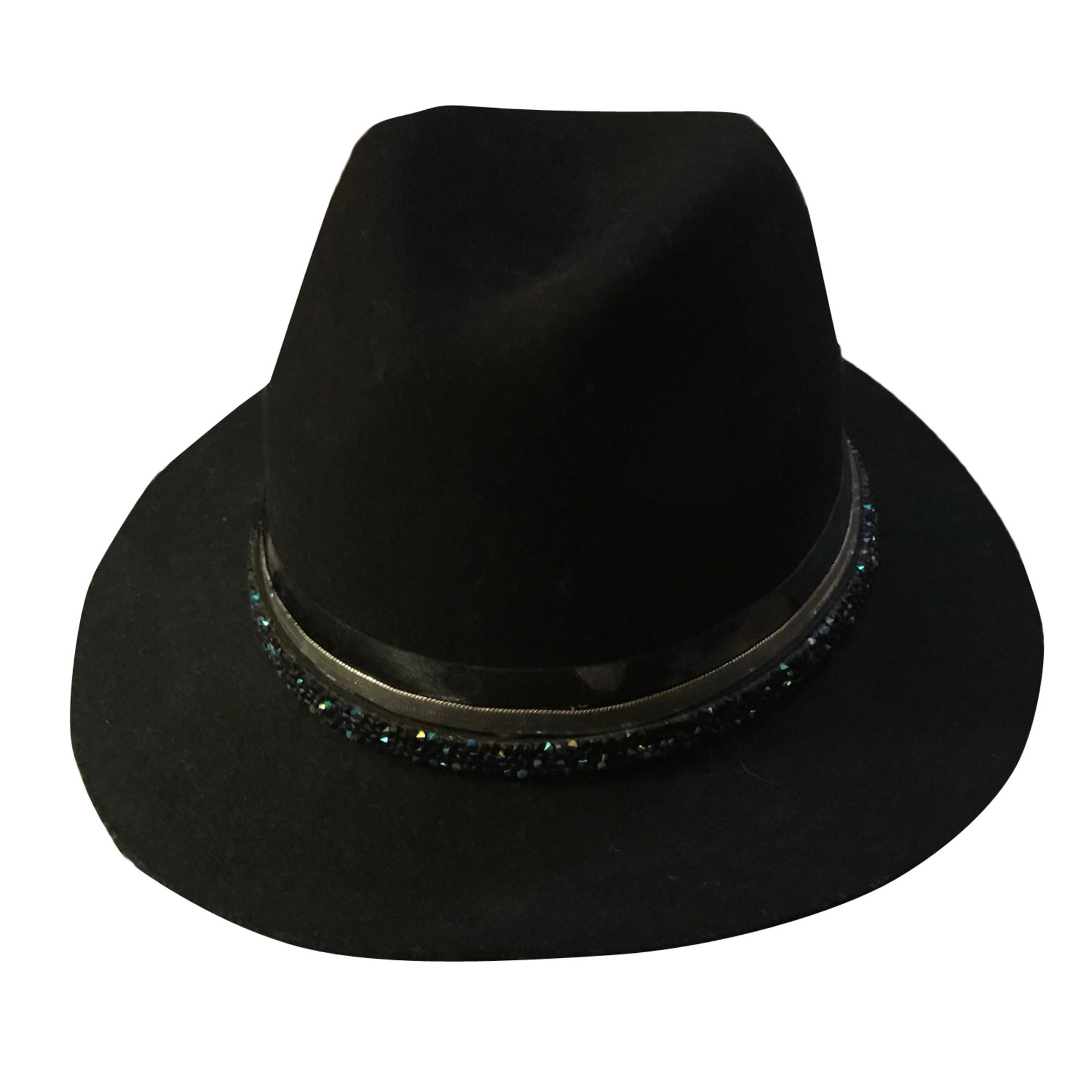Hat HIPANEMA Black