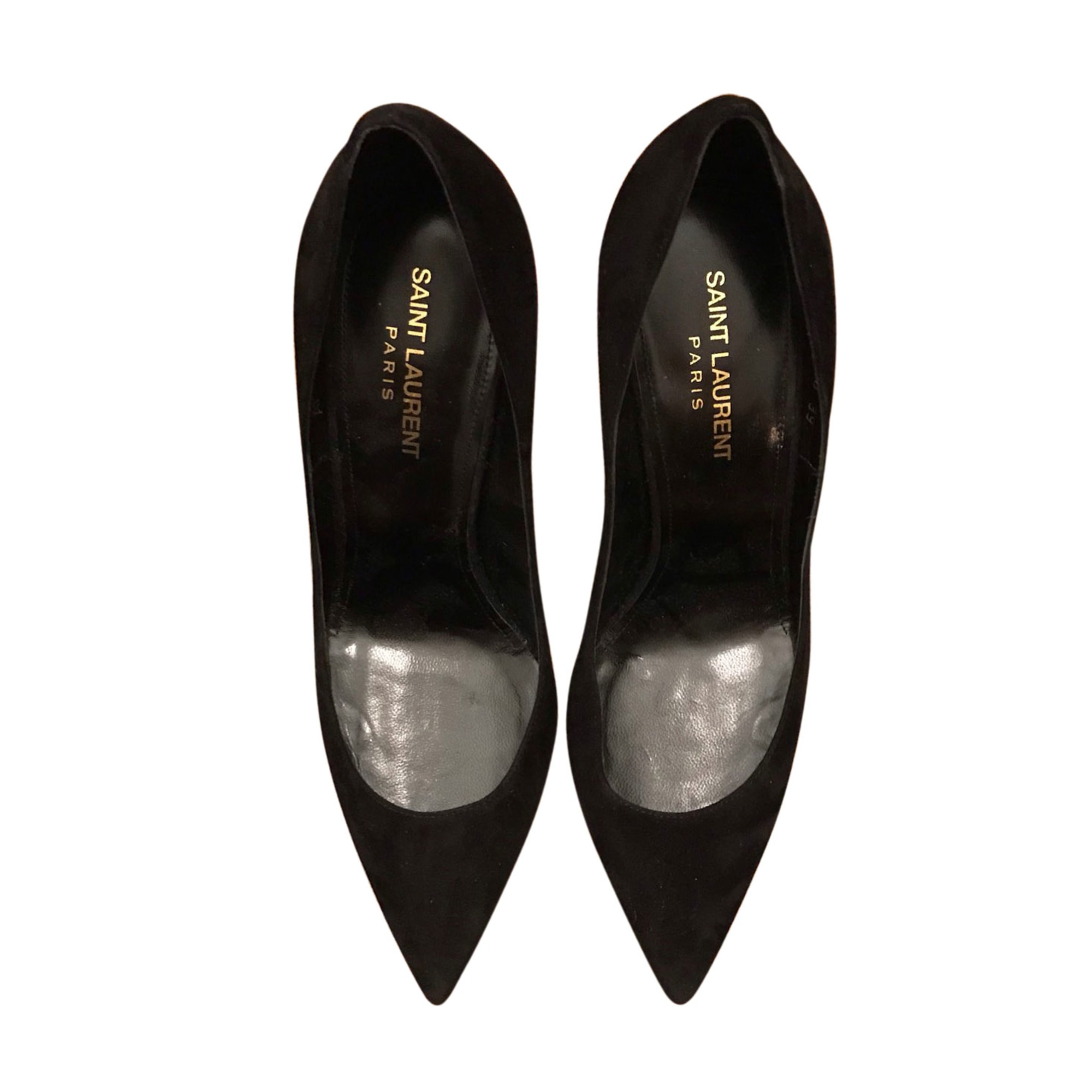 Escarpins SAINT LAURENT Noir