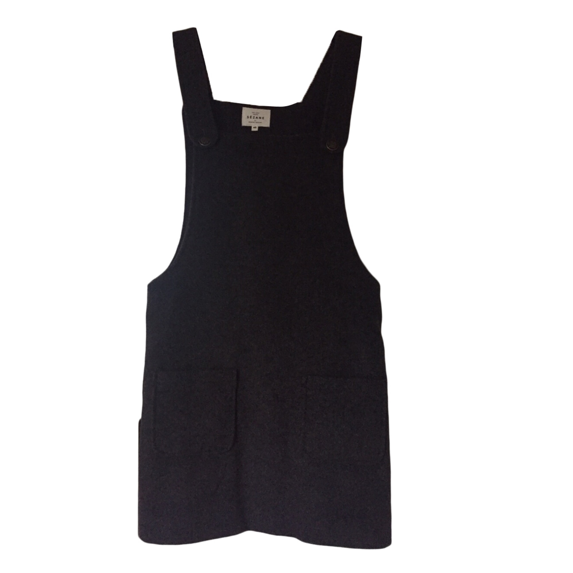 Mini Dress SÉZANE Gray, charcoal