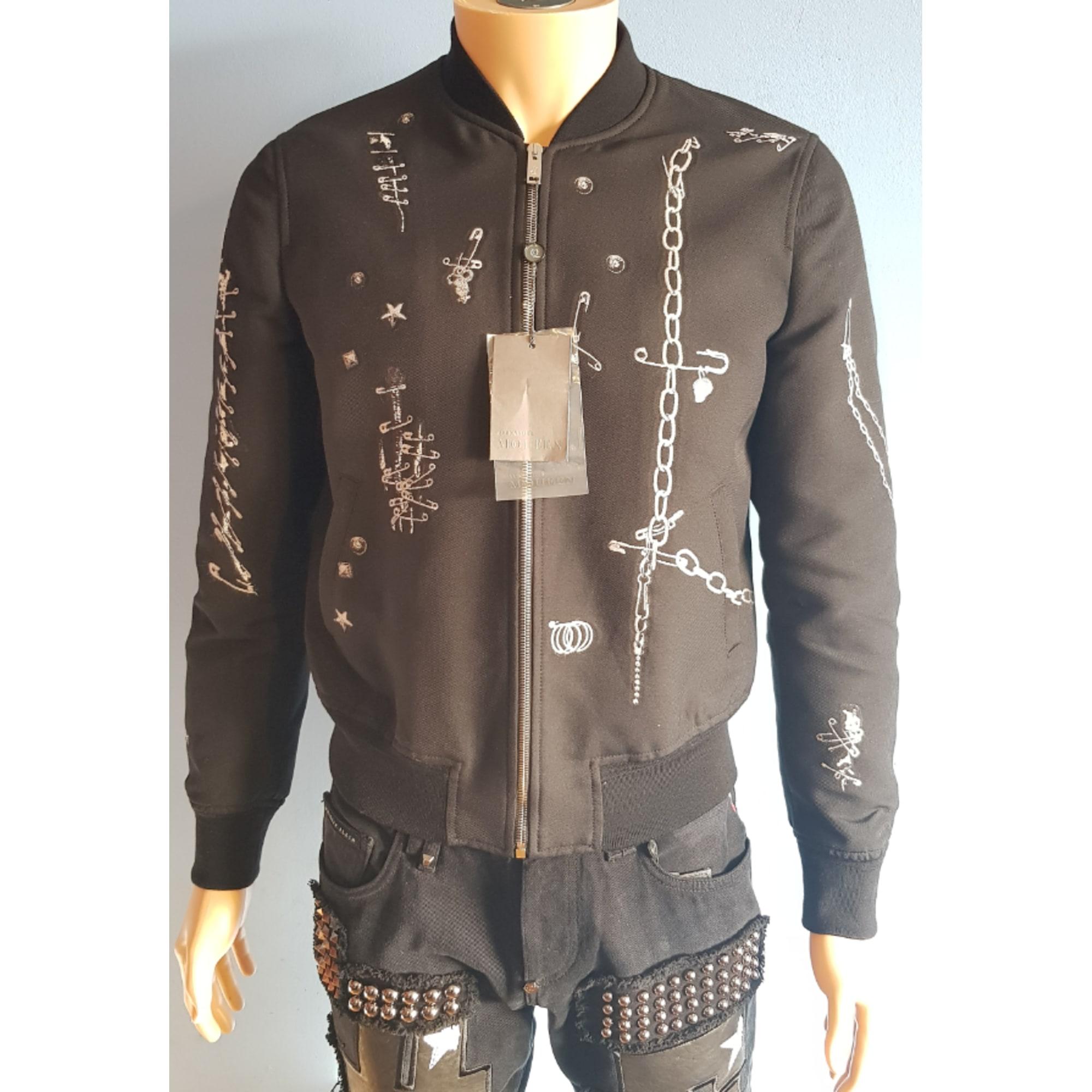 Vest, Cardigan ALEXANDER MCQUEEN Black