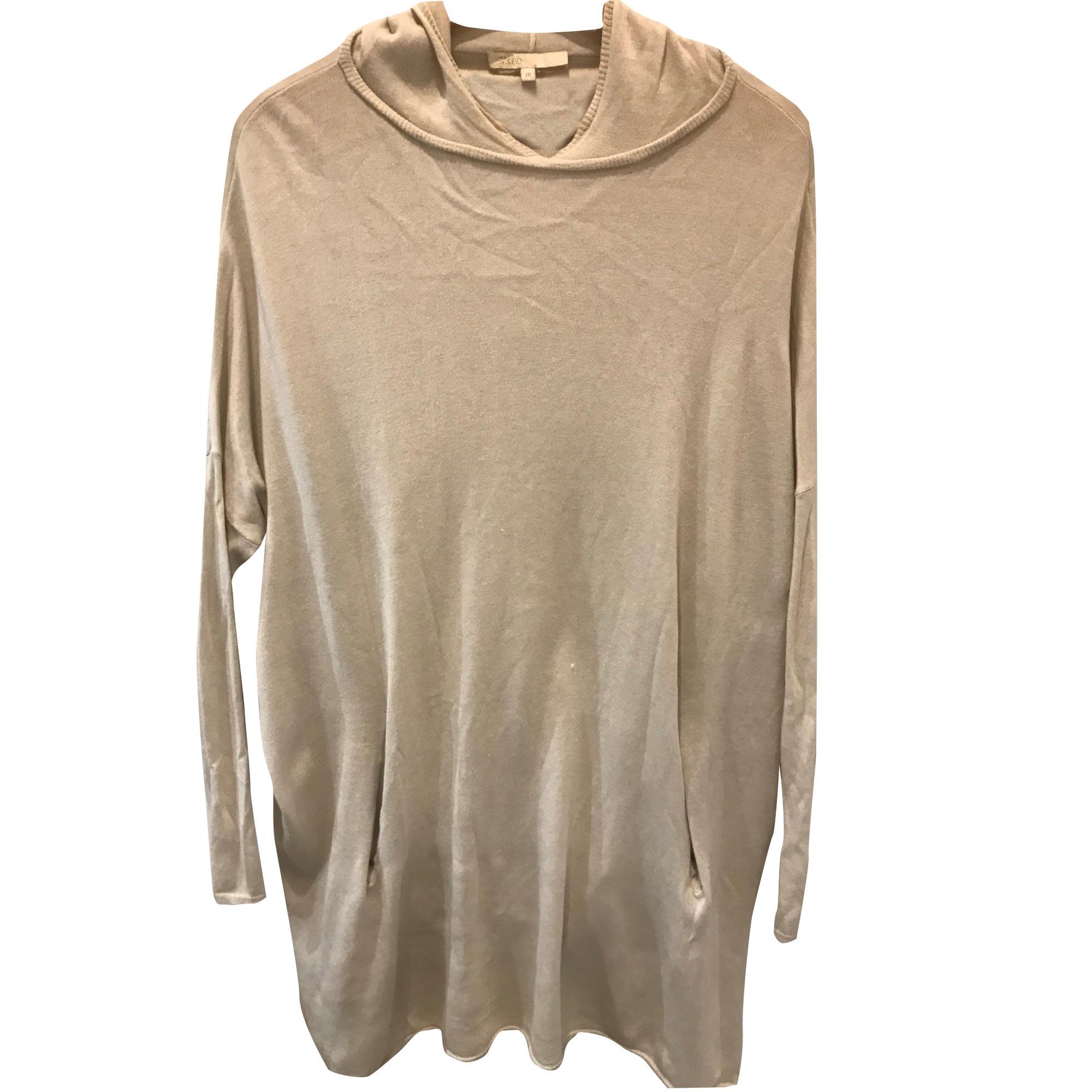Maje Top, tee-shirt soie Taille unique