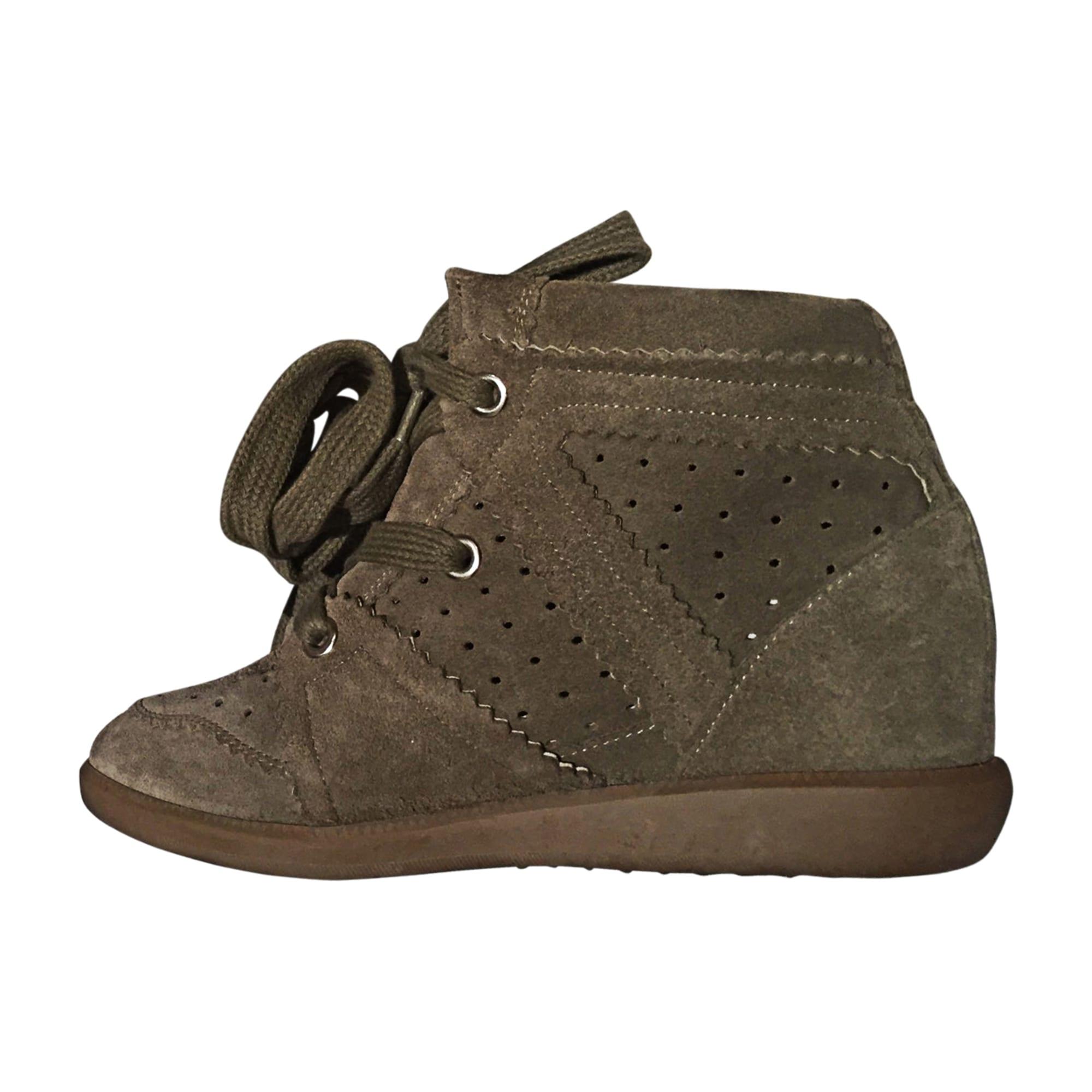 Sneakers ISABEL MARANT Khaki