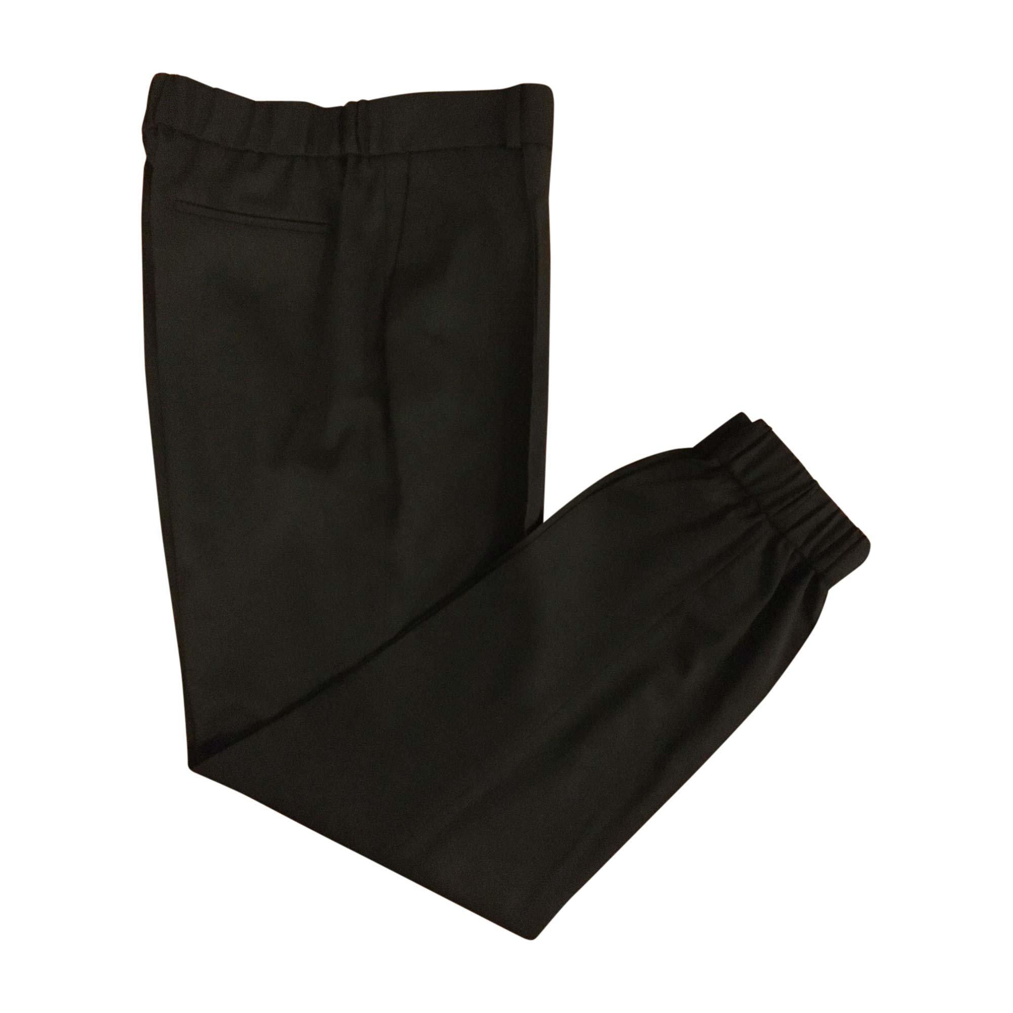 Pantalon large KENZO Noir