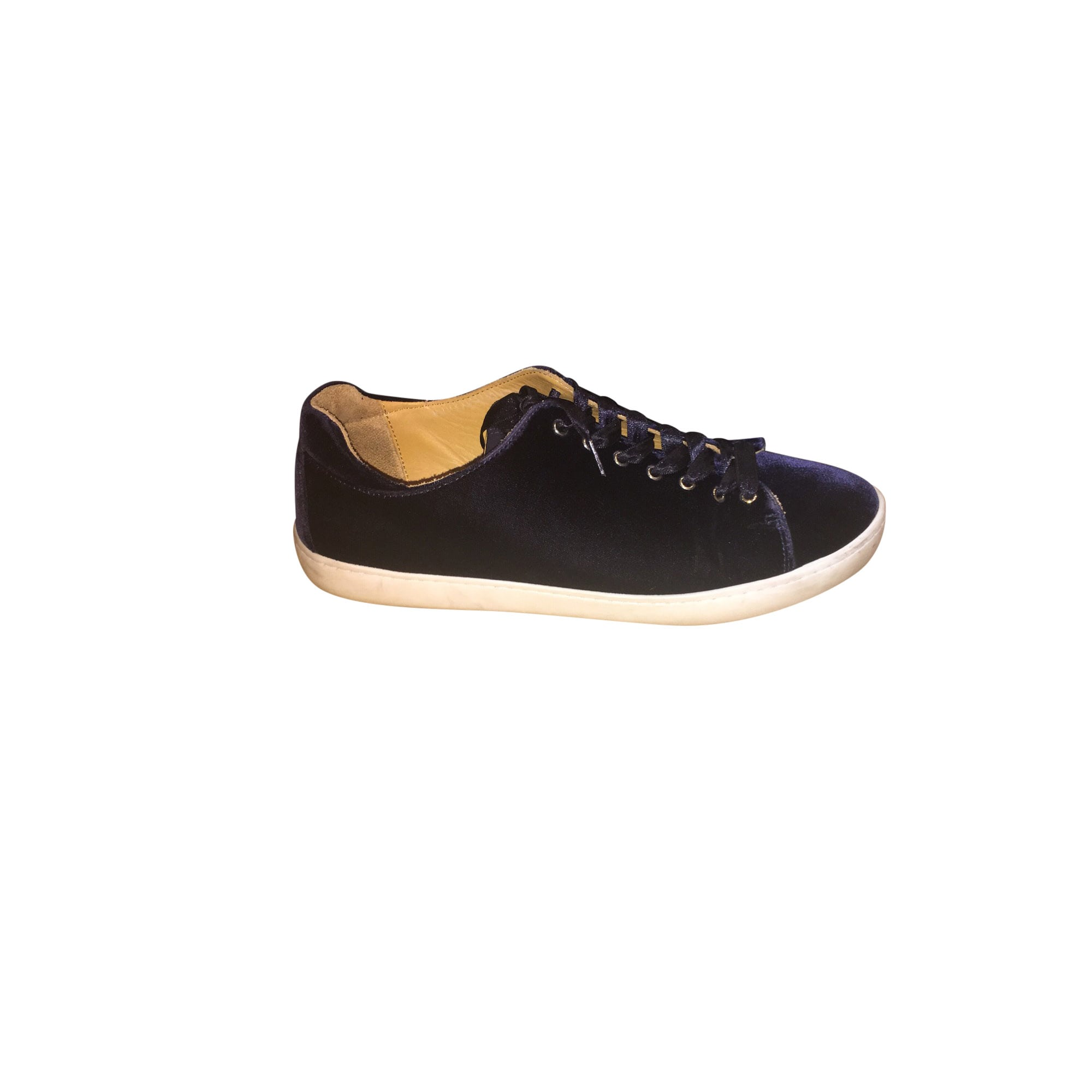 Sneakers SÉZANE Blue, navy, turquoise