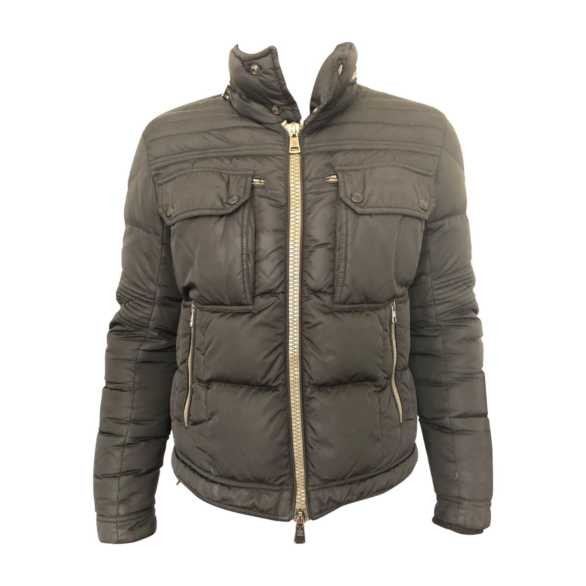 Down Jacket MONCLER Black