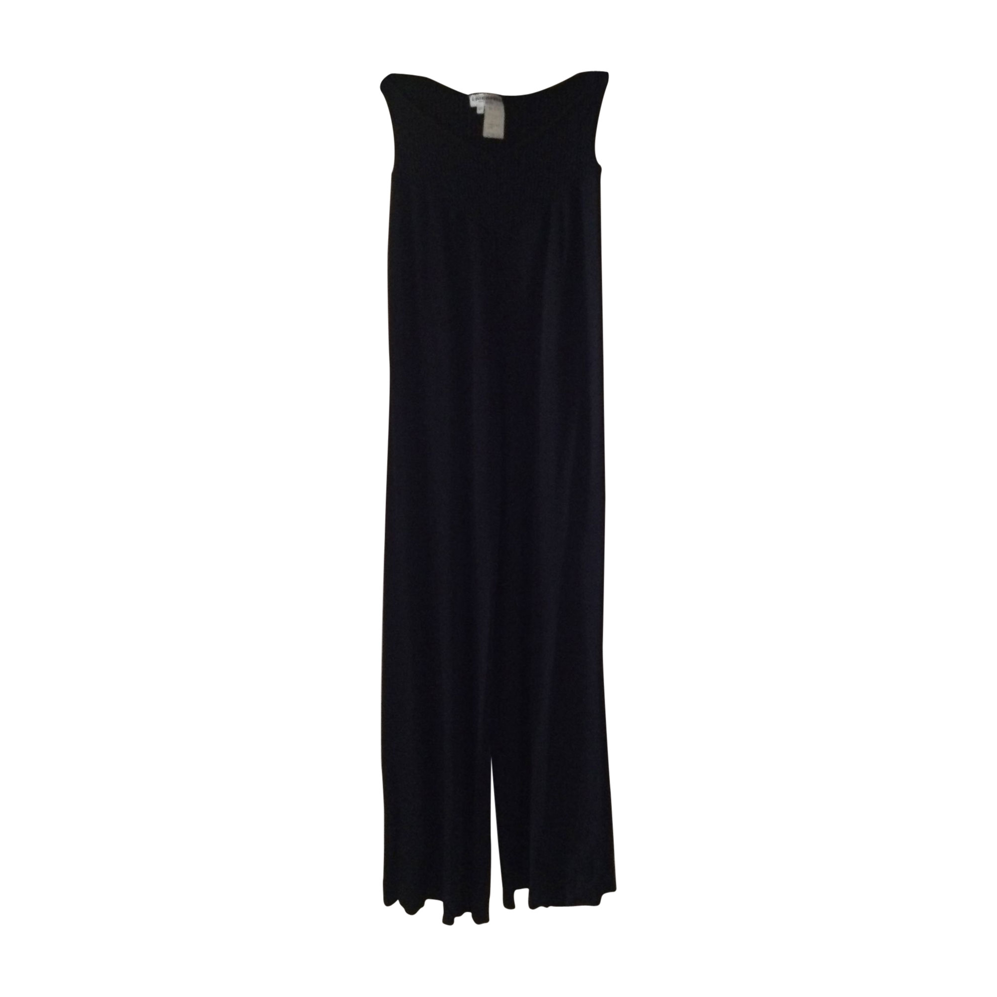 Pantalon large KARL LAGERFELD Noir