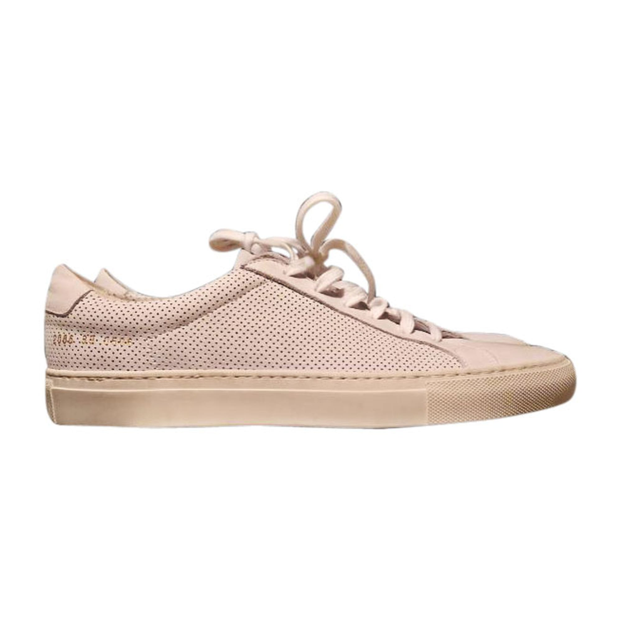 Sneakers COMMON PROJECTS White, off-white, ecru