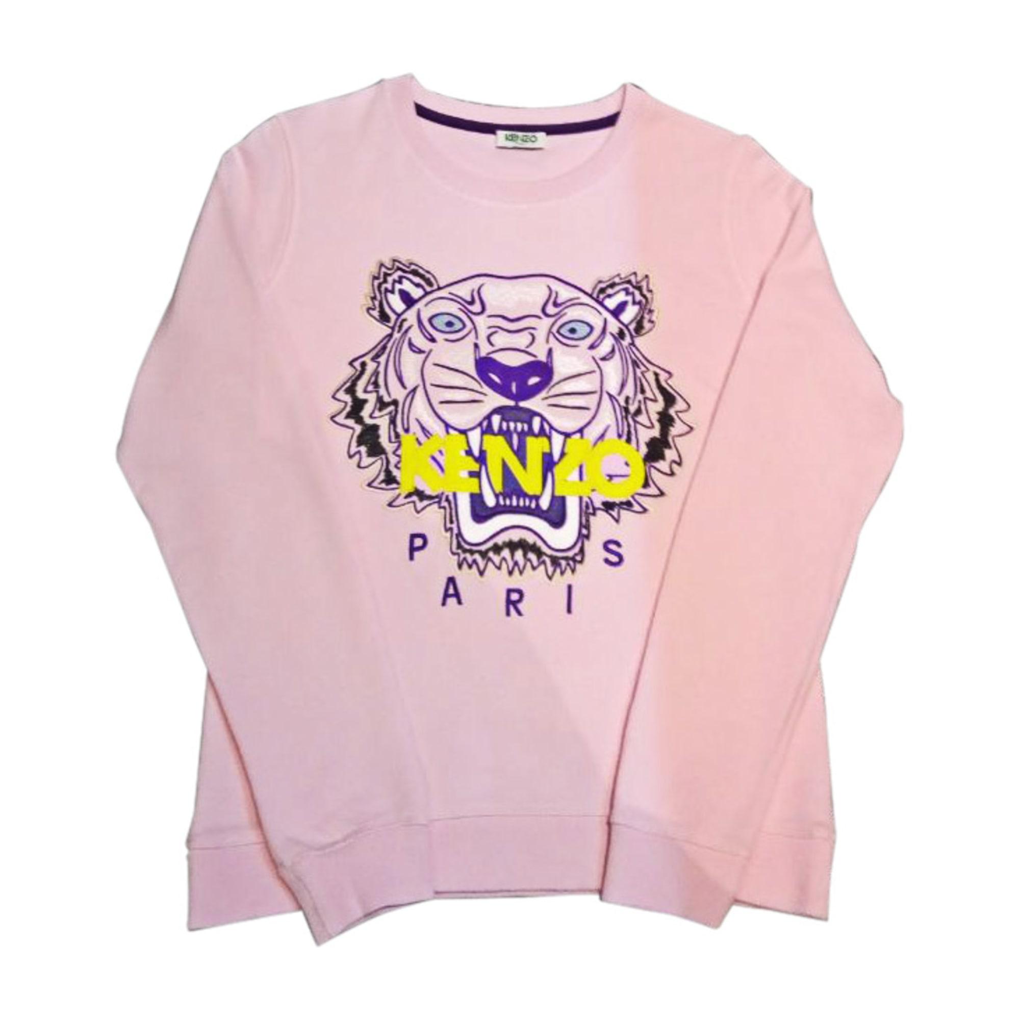 Sweatshirt KENZO rose