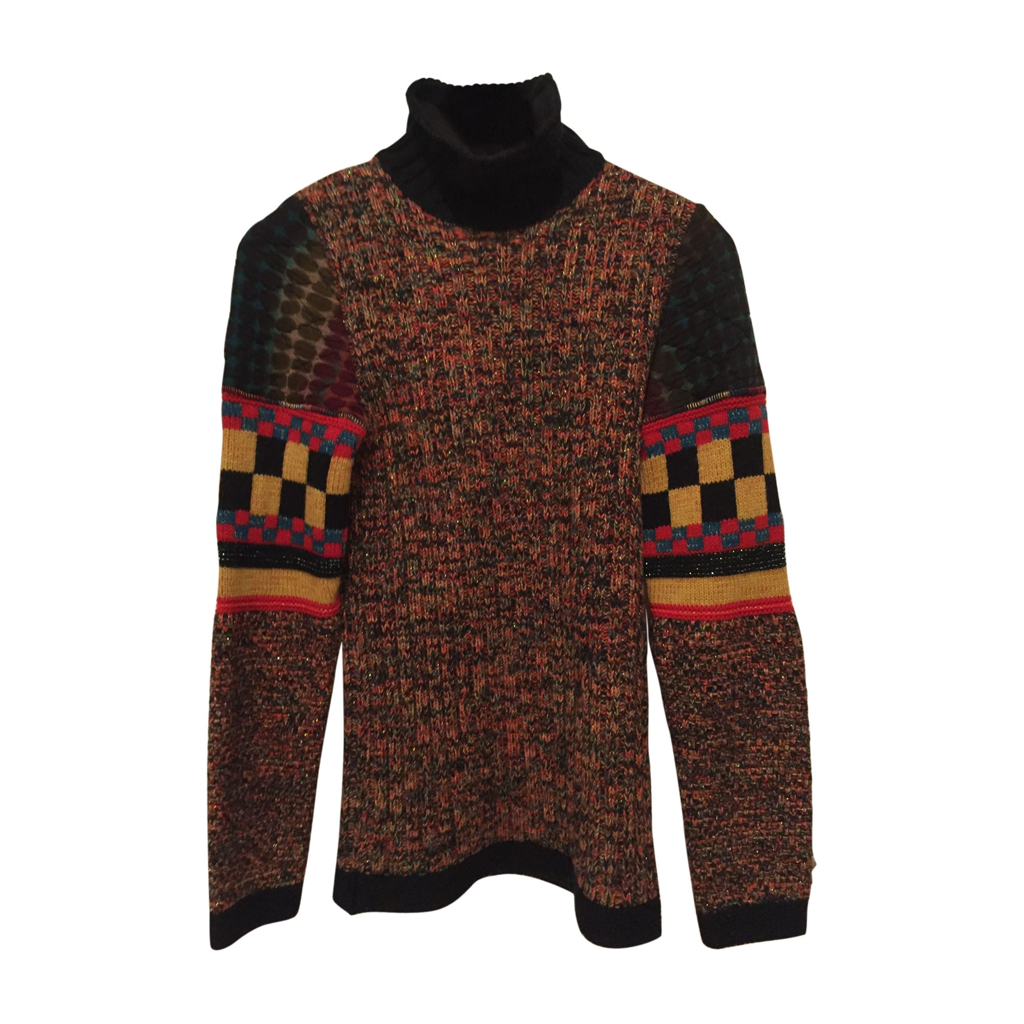 Sweatshirt JEAN PAUL GAULTIER MAILLE Multicolor