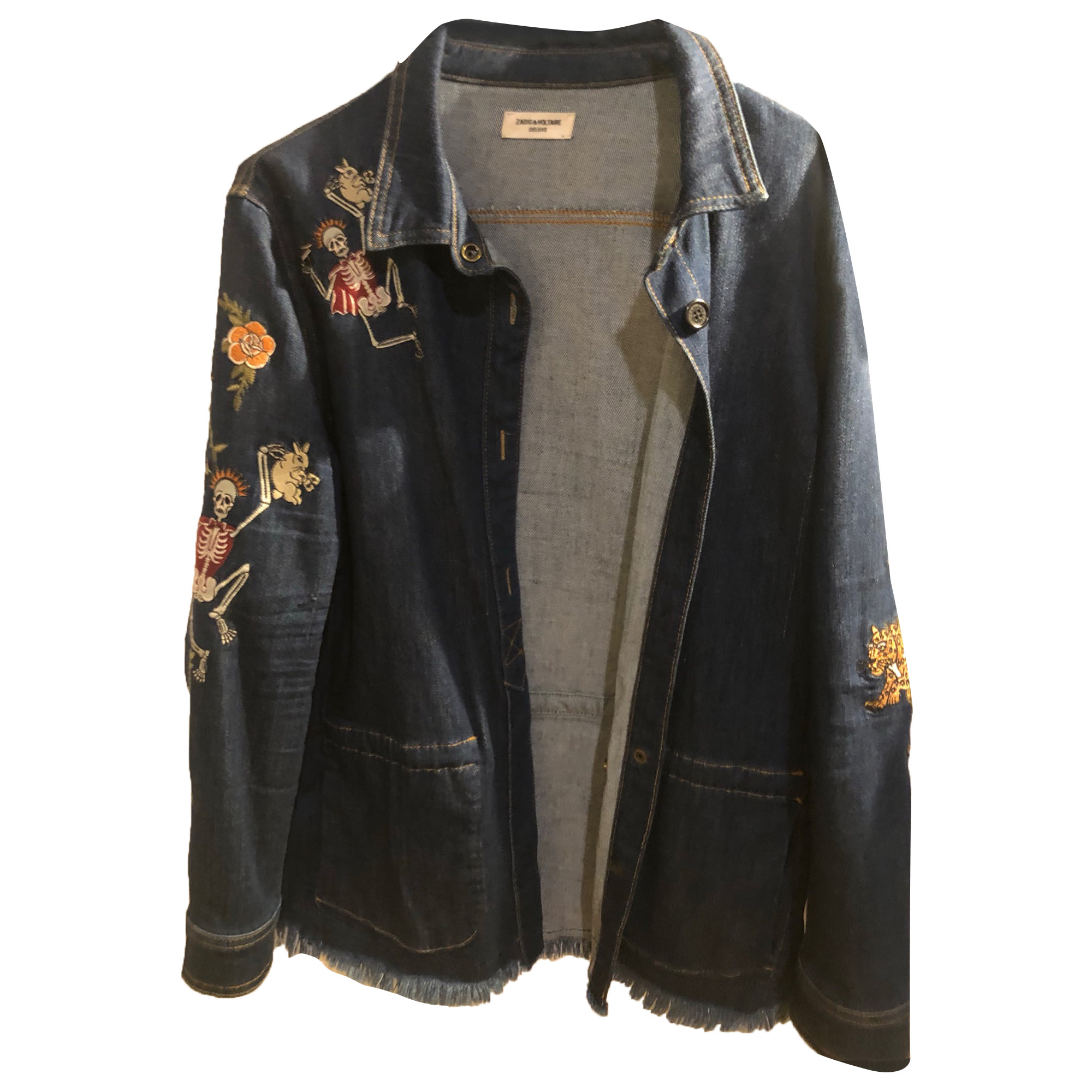 Shirt ZADIG & VOLTAIRE Denim