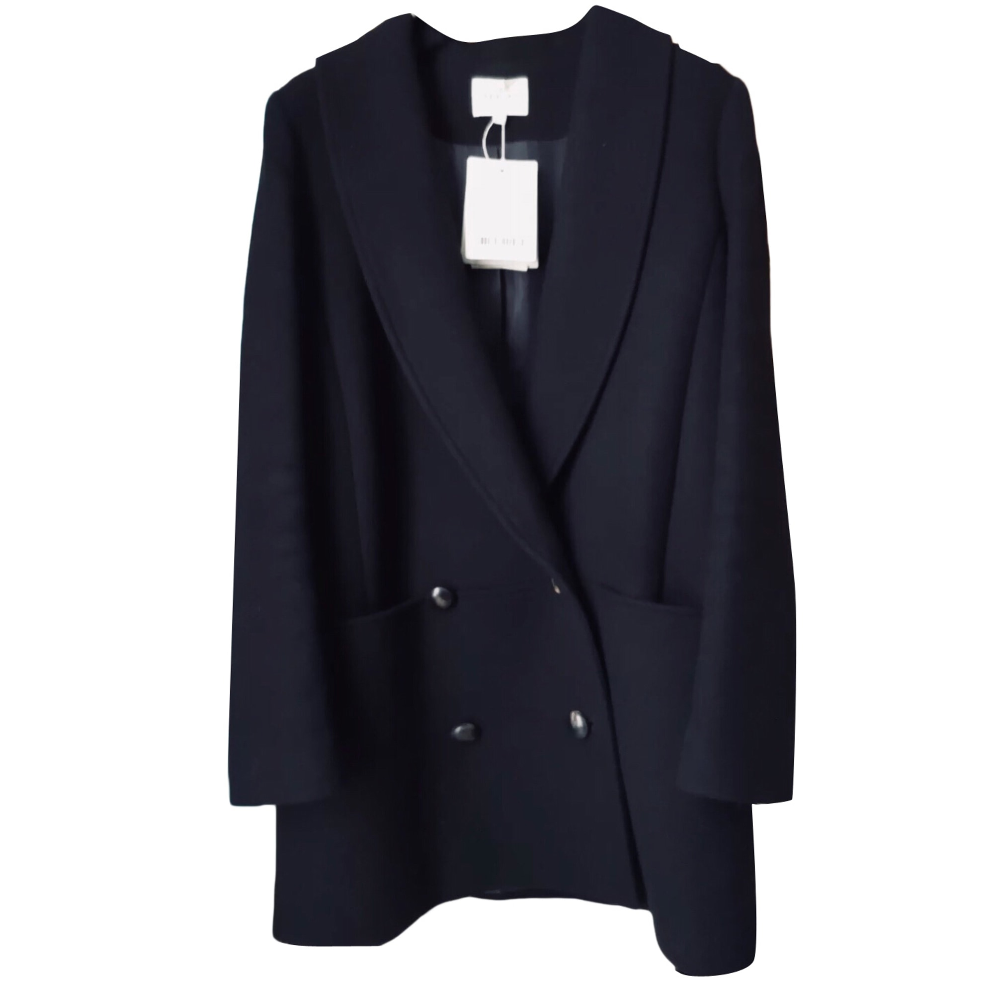 Coat SÉZANE Black